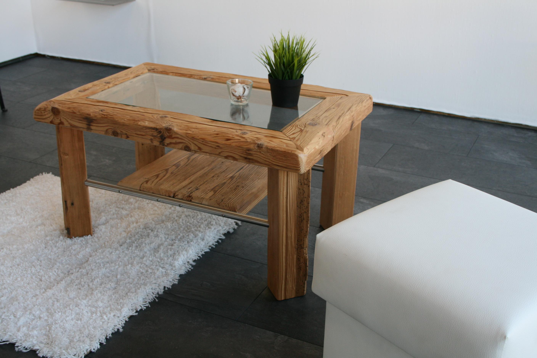 Couchtisch Glas #couchtisch #holztisch #wohnzimmer ©woodesign Christoph  Weißer