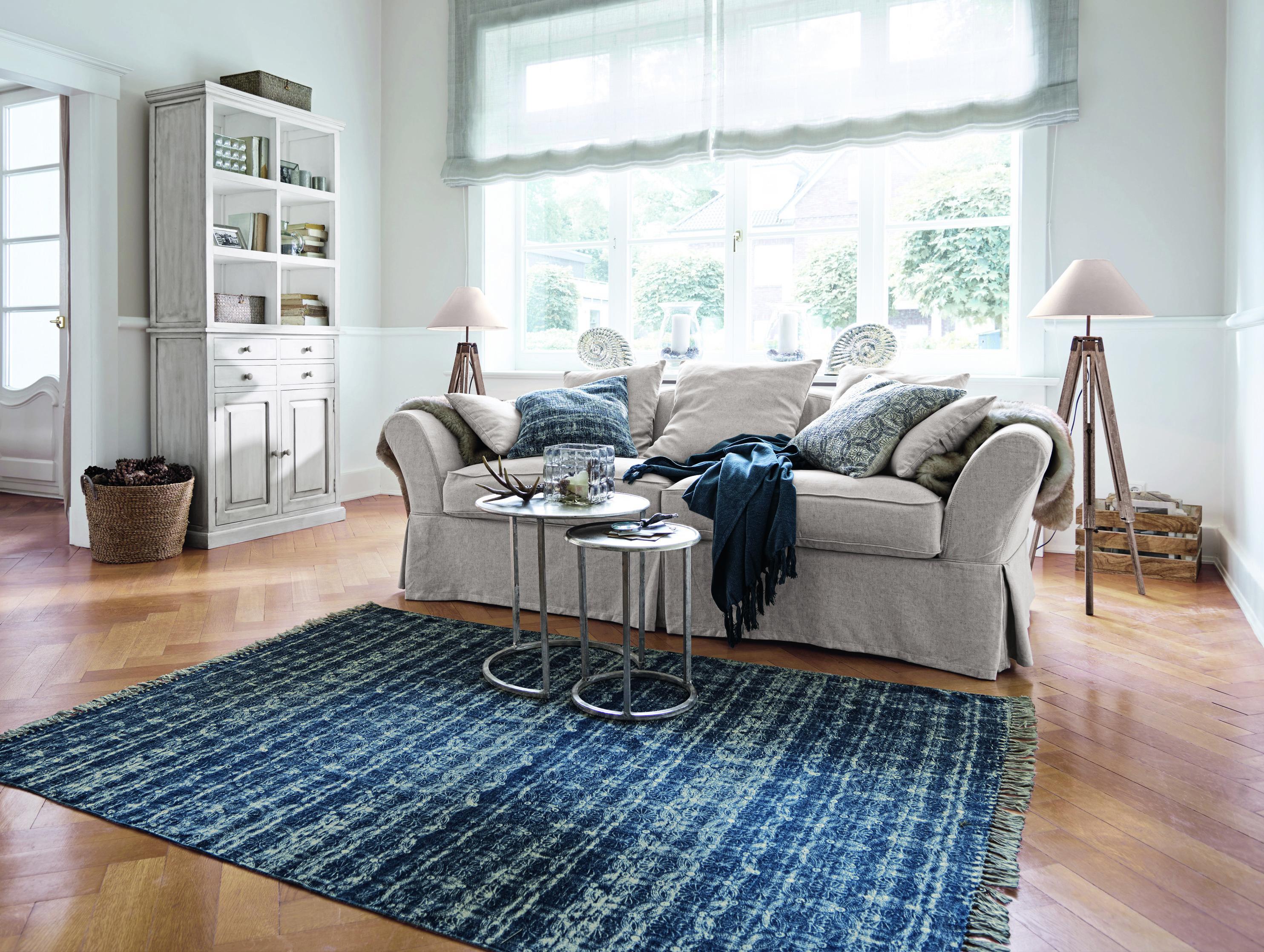 Landhausstil bilder ideen couchstyle - Teppich landhausstil ...