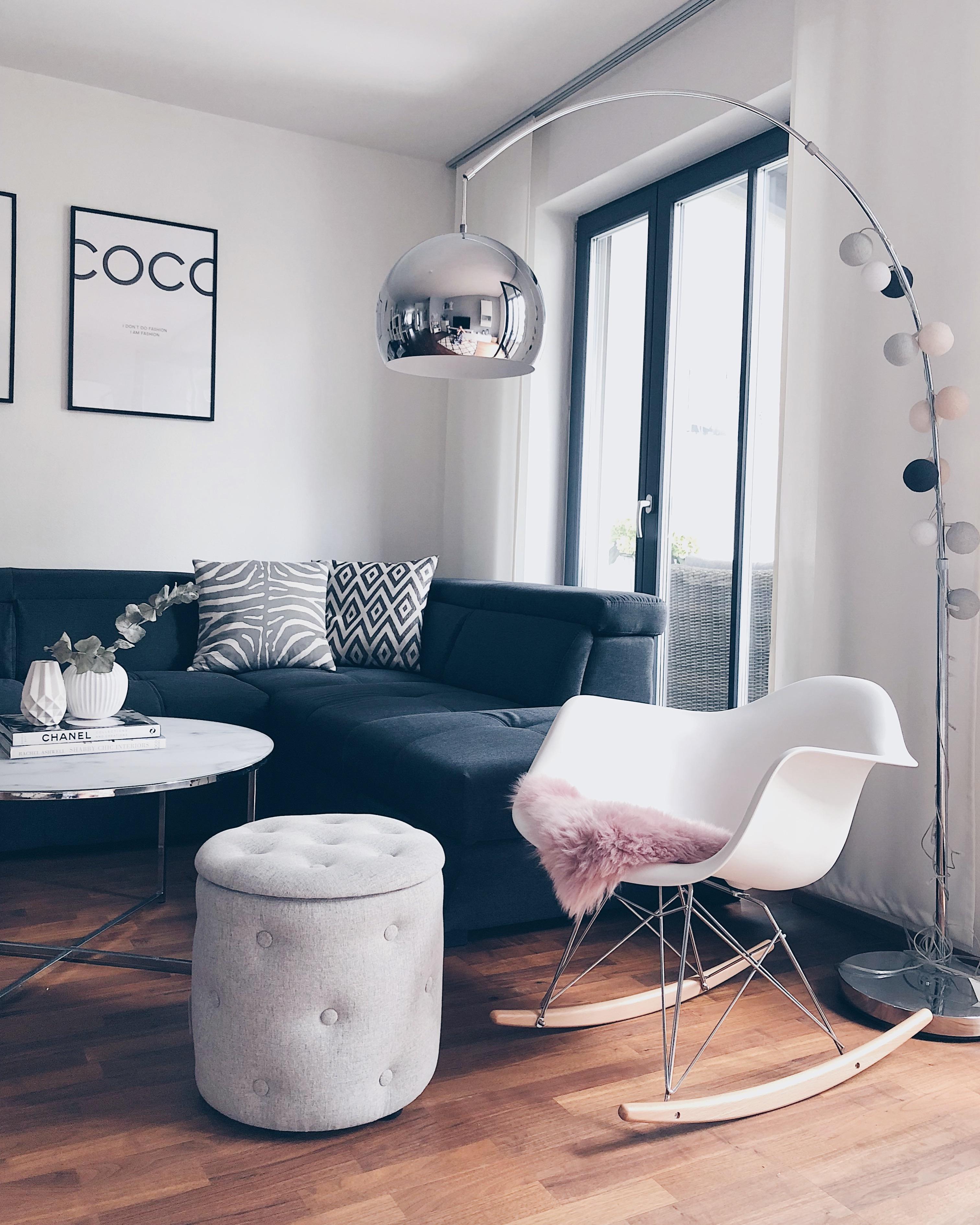 Schaukelstuhl inspiration entspannende ideen bei couch for Schaukelstuhl western style