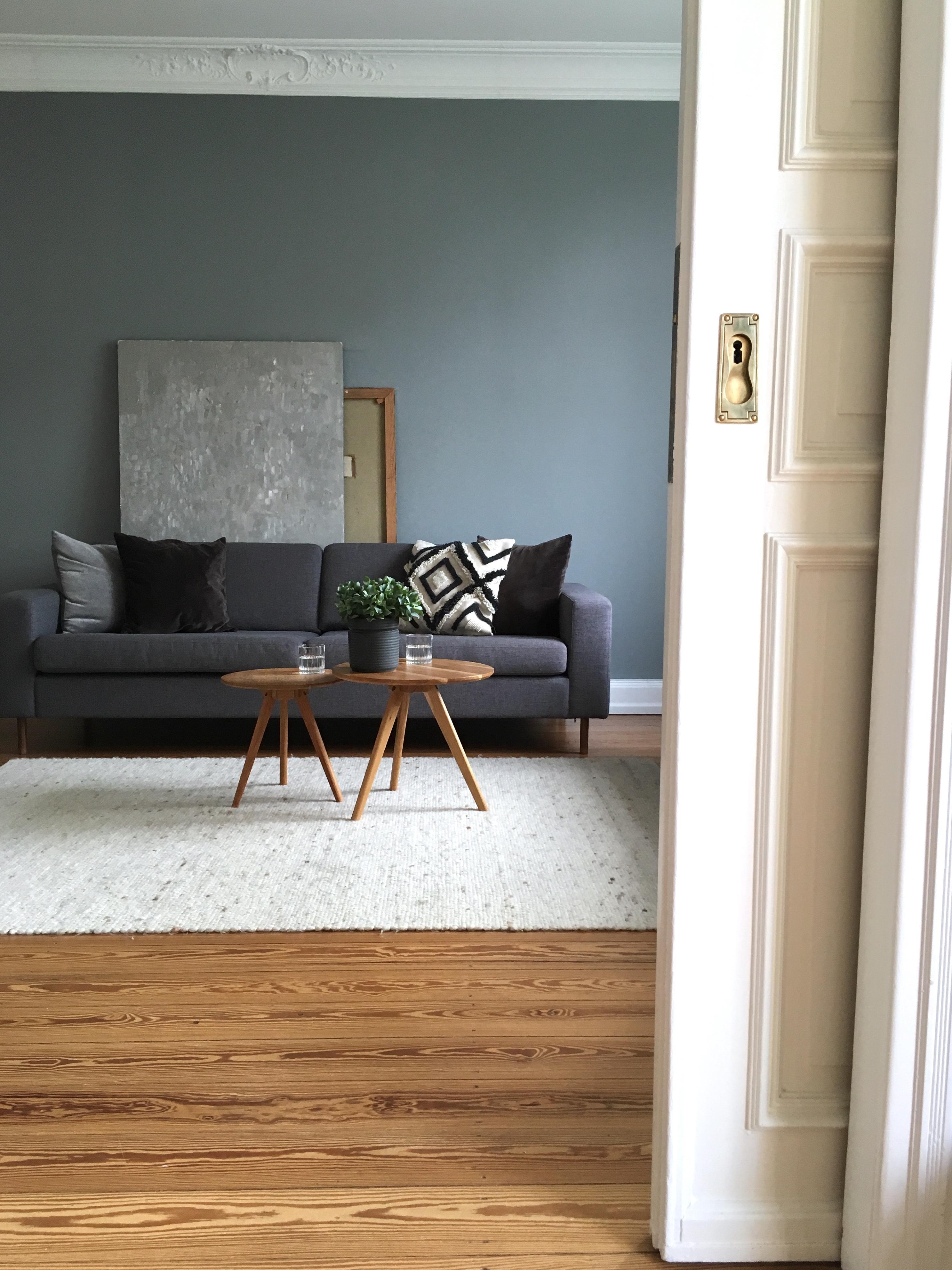 Da Liegt Er Wieder, Der Alte Teppich Aus Dem Schlafzimmer #altbau  #altbauliebe #
