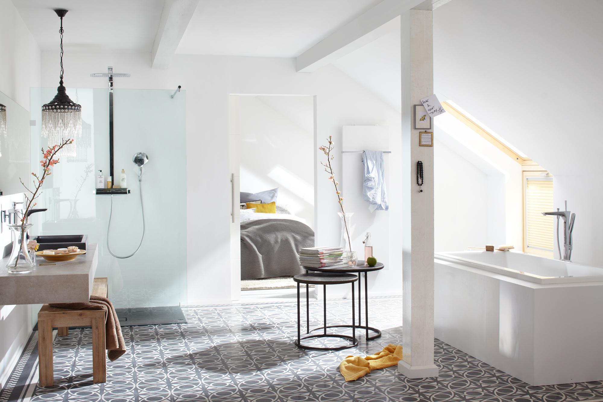 badfliesen bilder ideen couchstyle. Black Bedroom Furniture Sets. Home Design Ideas