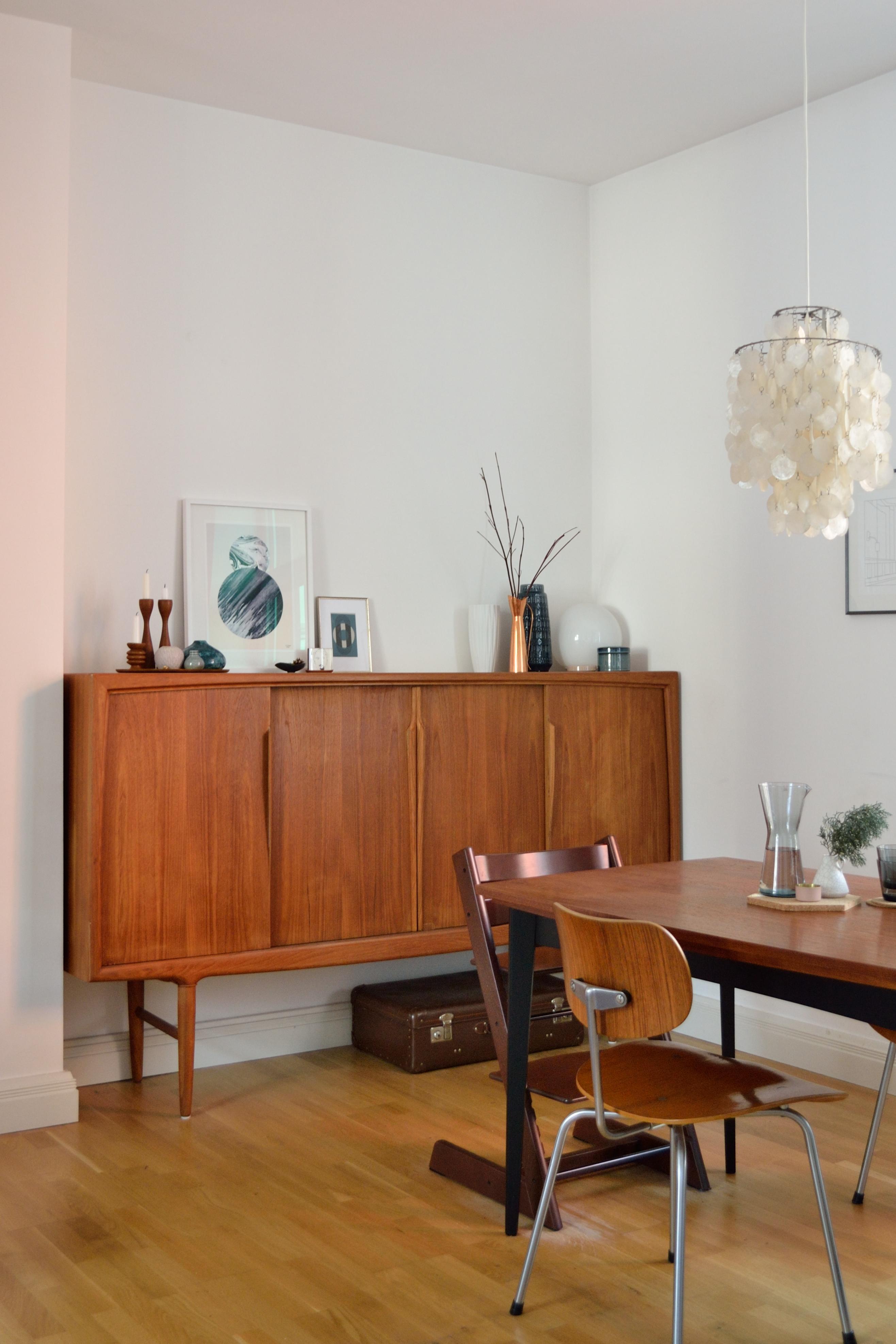 highboard ? bilder & ideen ? couchstyle - Danish Design Wohnzimmer
