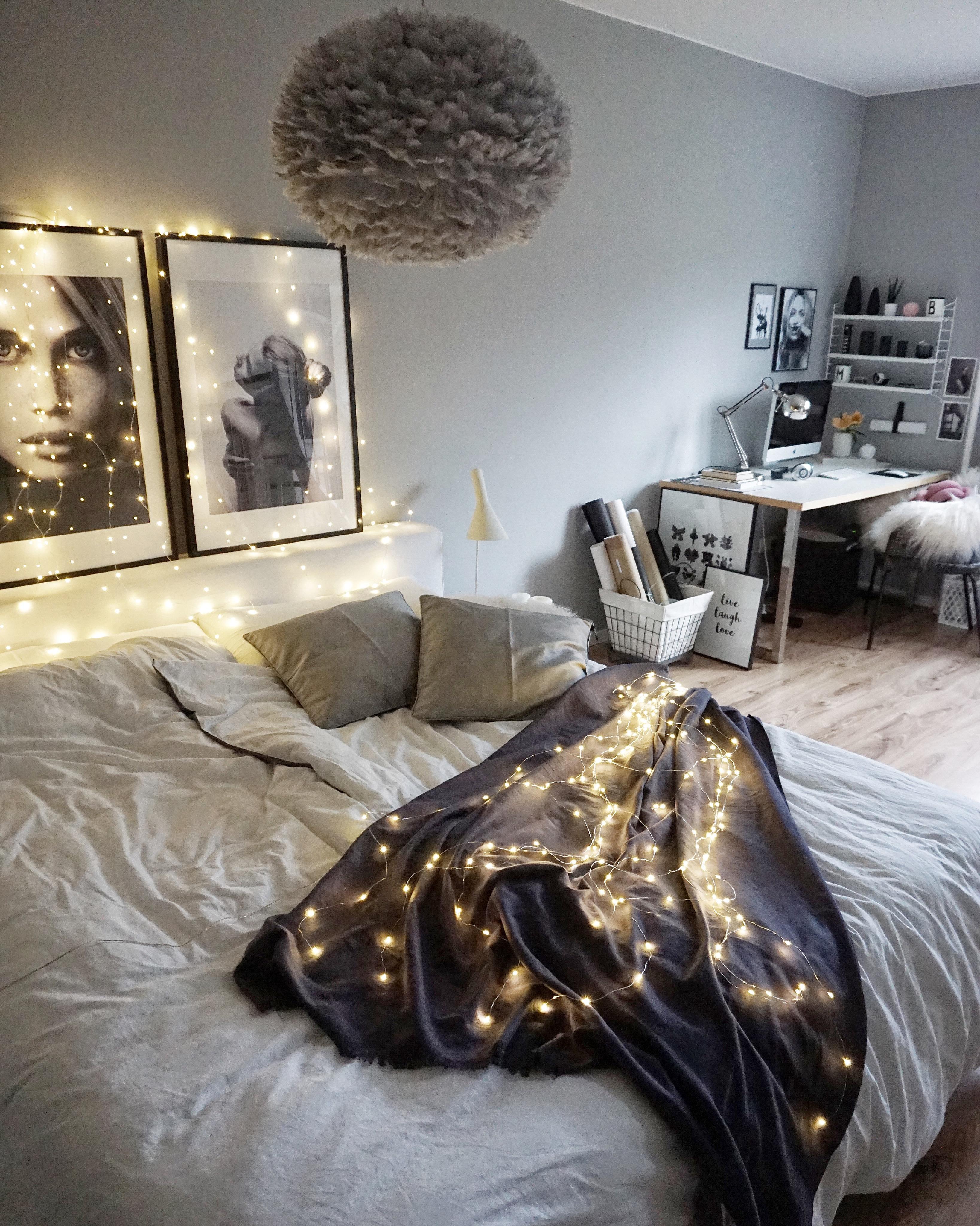 Fabulous Decke 'Nevio' im Schlafzimmer der Bloggerin easyinte... WN08
