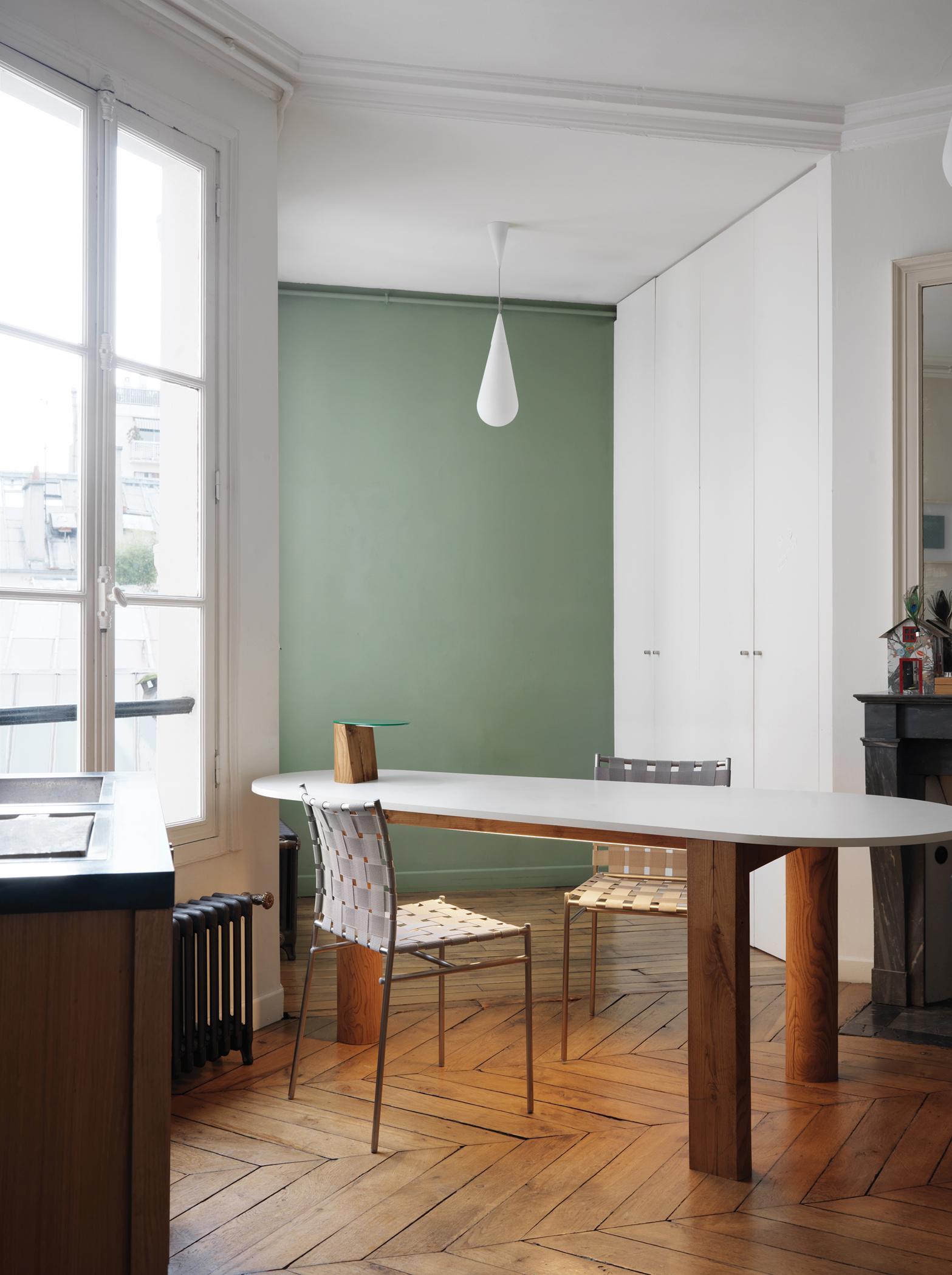 Grüne Wandfarbe • Bilder & Ideen • COUCH