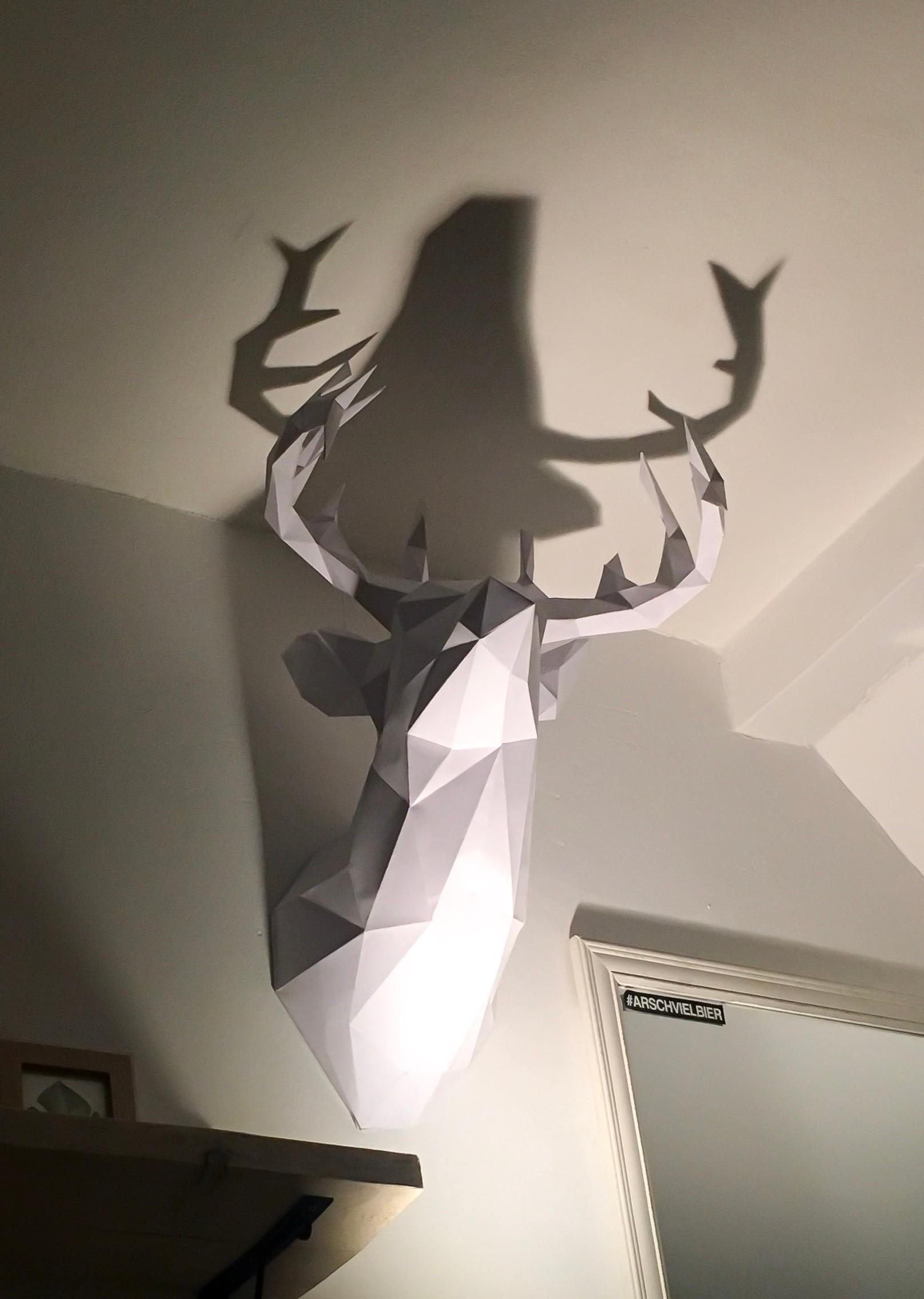 #deer #selfmade #nightlight