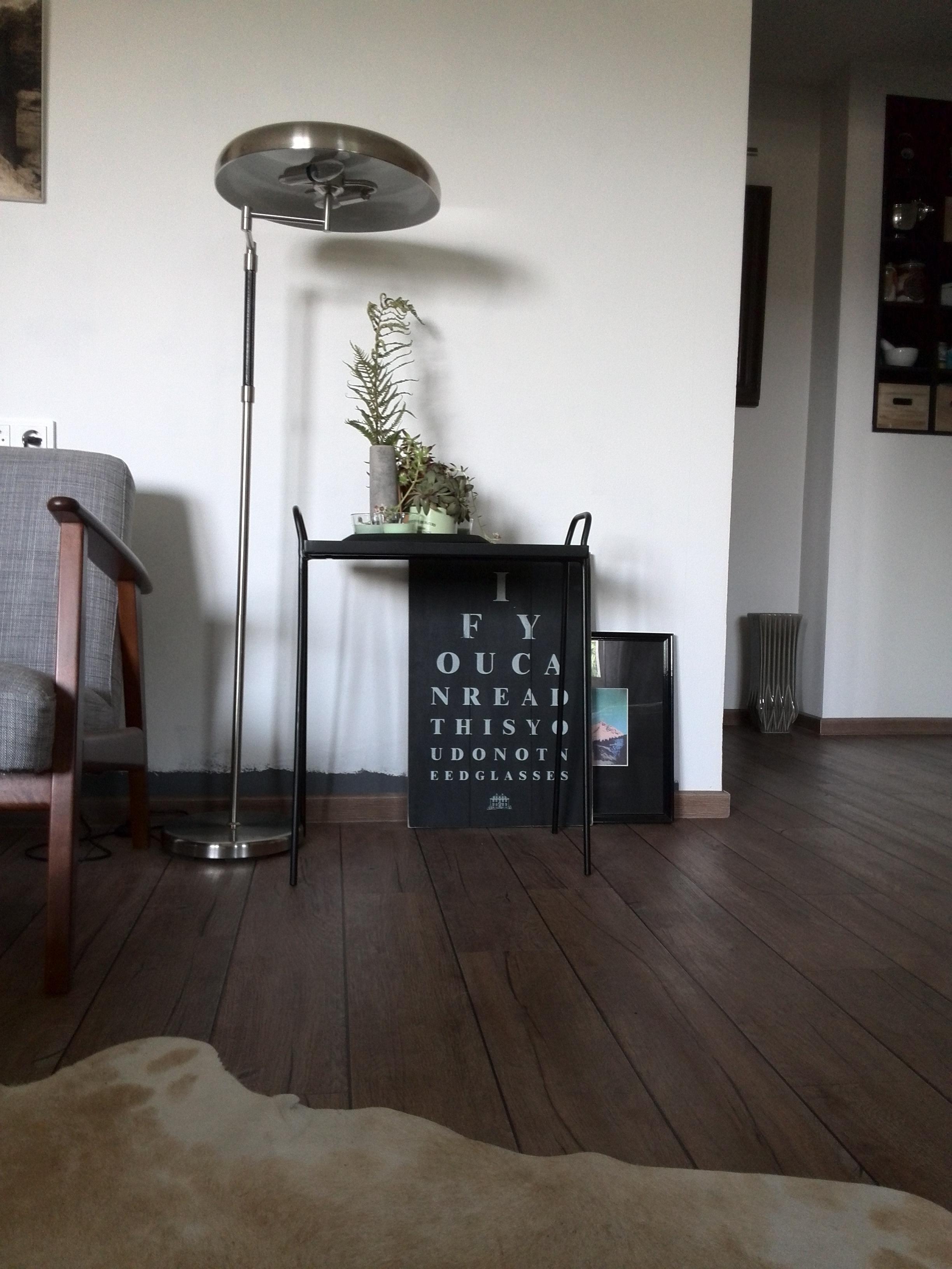 Deko leiter bilder ideen couchstyle for Deko beistelltisch