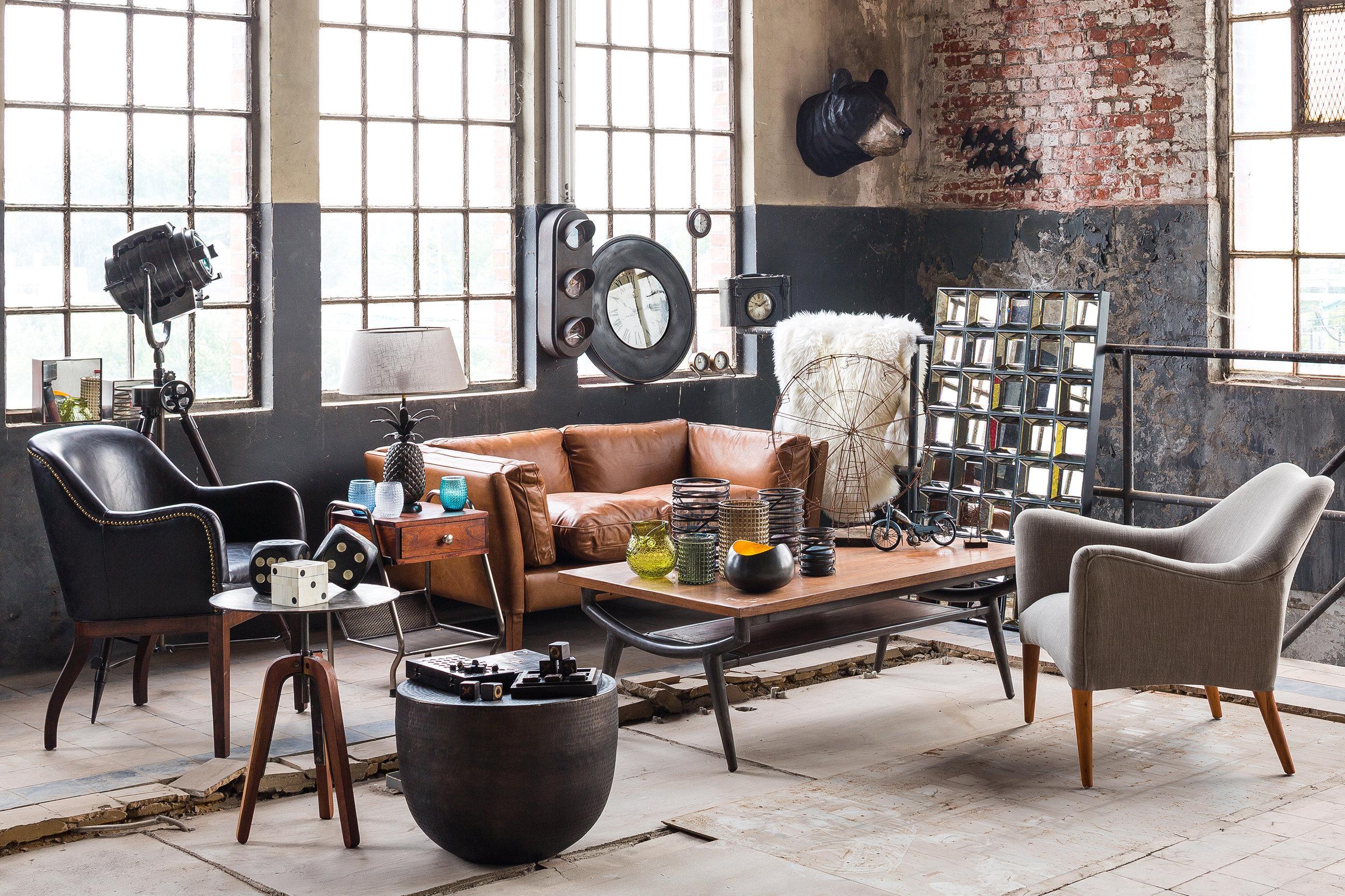 stunning wohnzimmer deko vintage photos house design. Black Bedroom Furniture Sets. Home Design Ideas