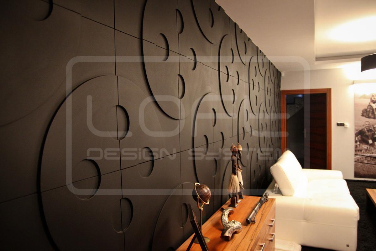 Wandgestaltung Mit Gips gipswand gestalten bilder ideen couchstyle