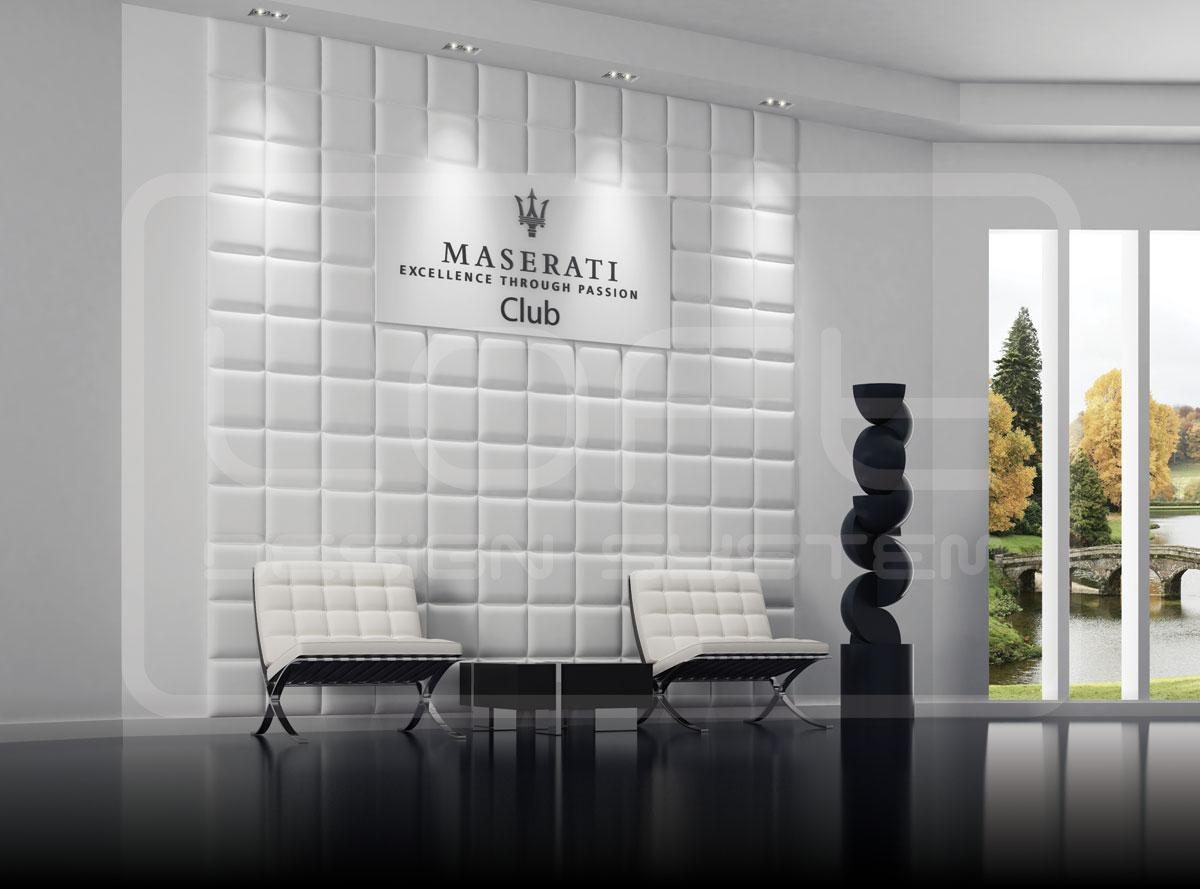 Wandverkleidung bilder ideen couchstyle for 3d raumgestaltung