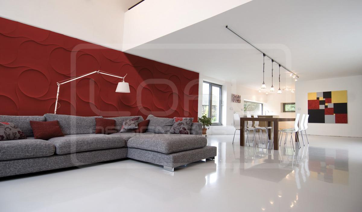 wohnzimmer wandgestaltung die sch nsten ideen. Black Bedroom Furniture Sets. Home Design Ideas