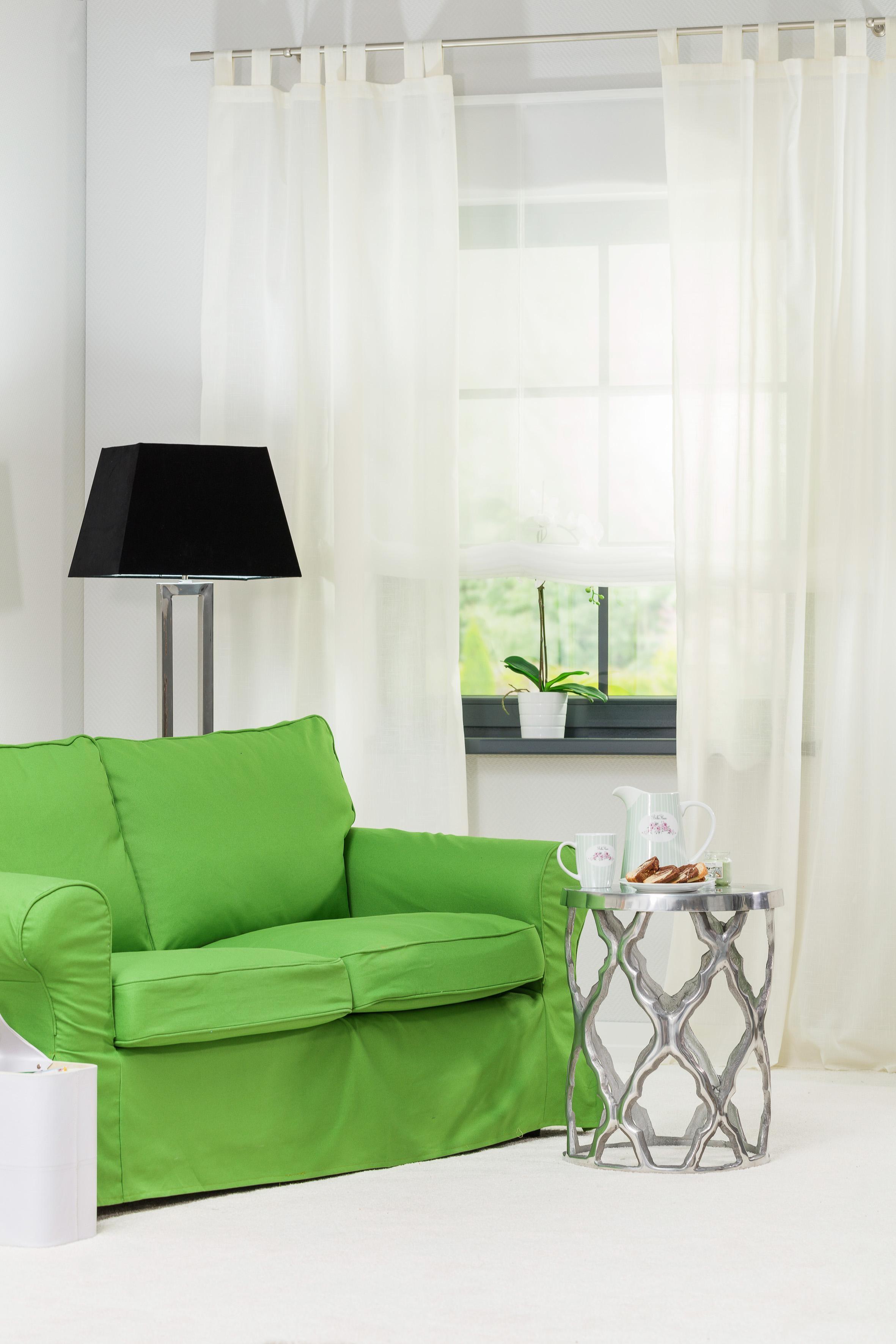 Weißes Wohnzimmer • Bilder & Ideen • COUCH
