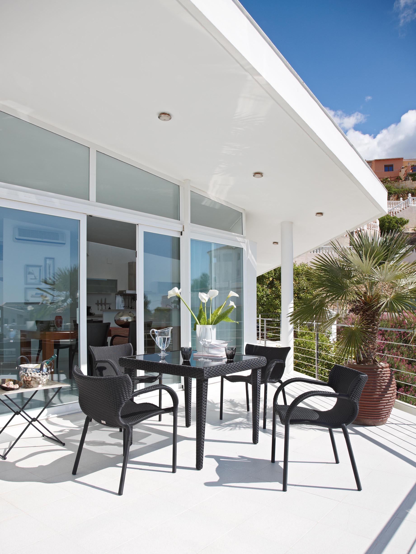 balkonmobel design ideen optimale nutzung. garten modern mit ... - Balkonmobel Design Ideen Optimale Nutzung