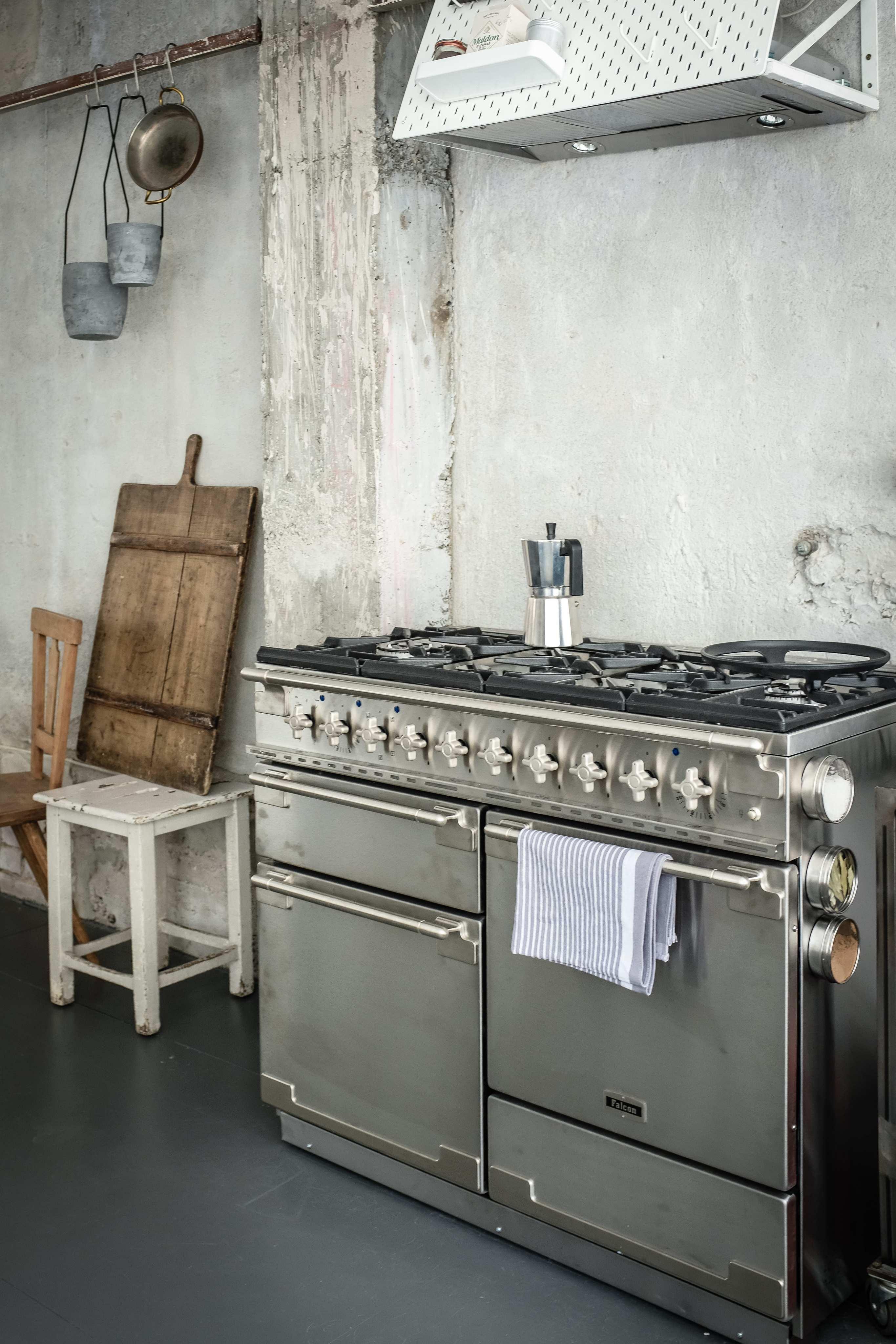 Falcon Küche der falcon elise küche trickytine couchstyle