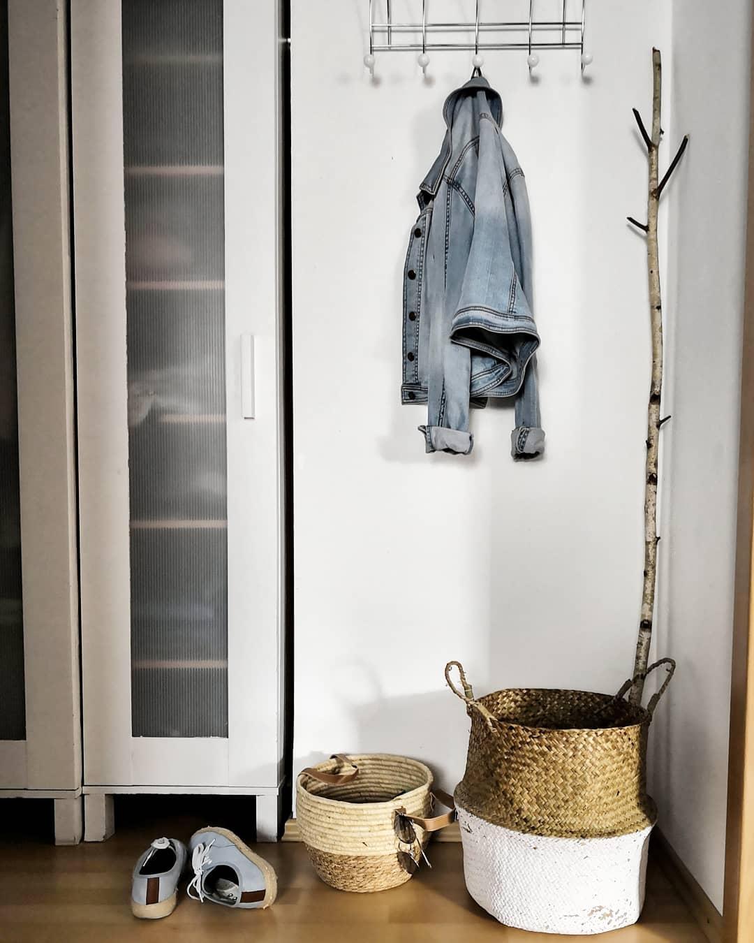 Garderoben-Ideen: So schaffst du stilvoll Ordnung!