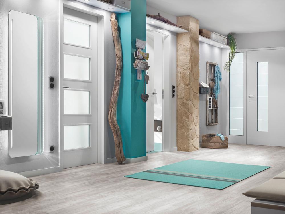 Türkisfarbener Teppich • Bilder & Ideen • COUCHstyle