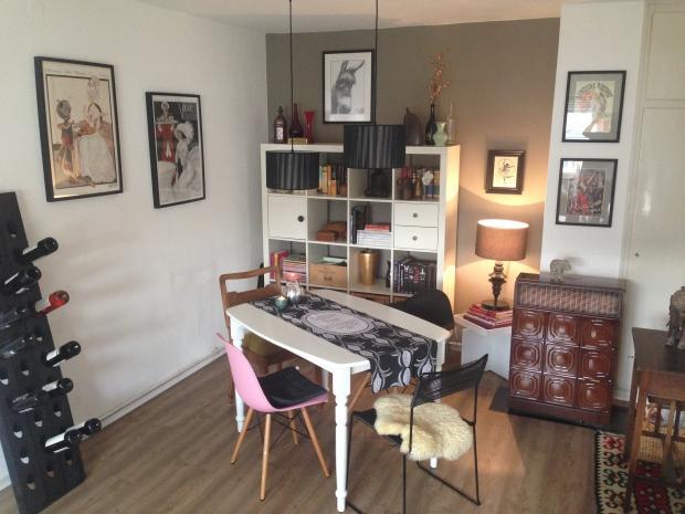 Meine Kleine 50er Jahre Wohnung In Stuttgart Couch