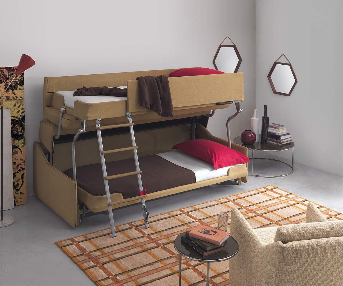 Etagenbett Hochbett Doppelstockbett : Praktisch und platzsparend: das etagenbett