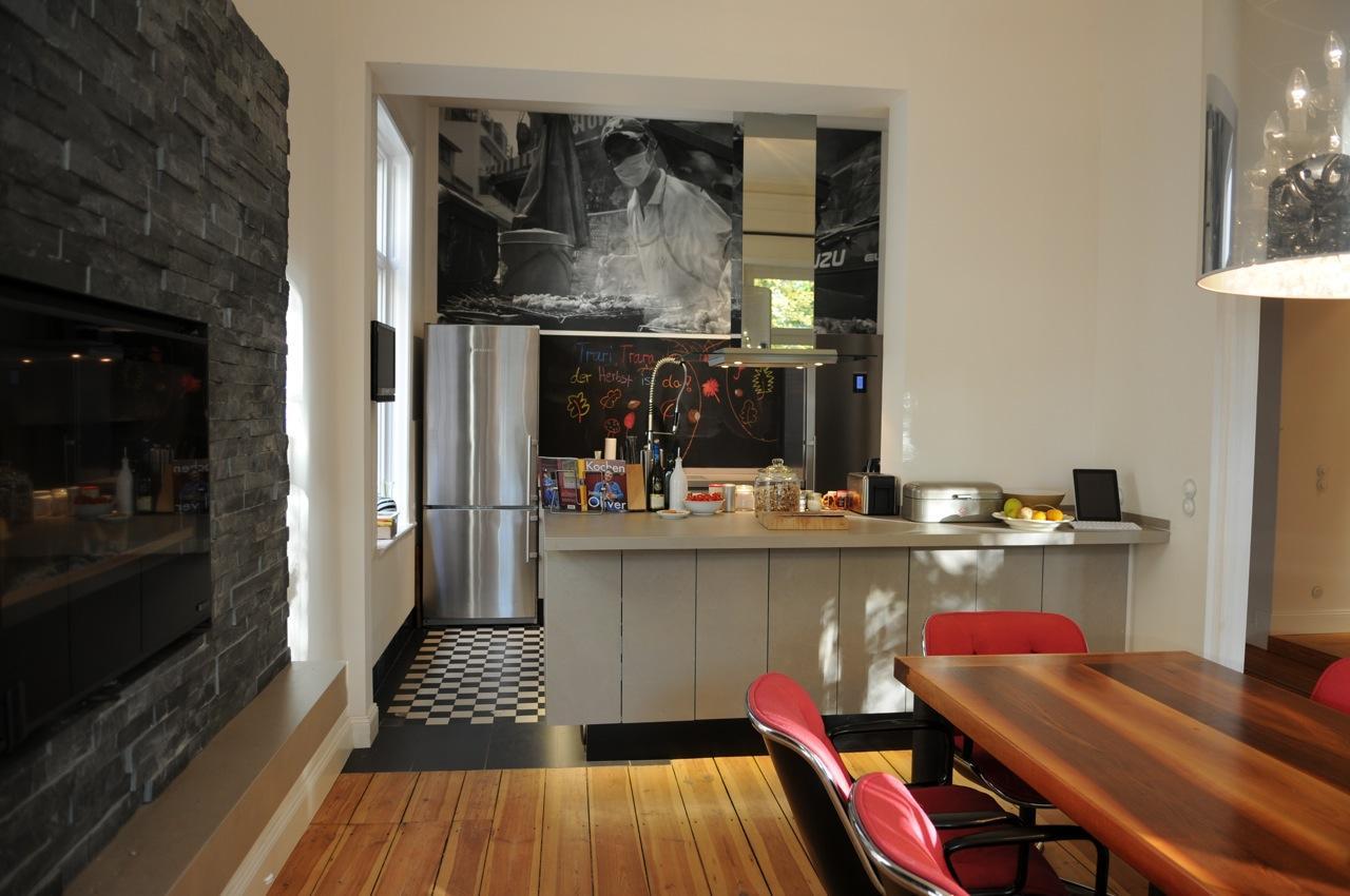 Dunkelgraue Küche • Bilder & Ideen • COUCHstyle