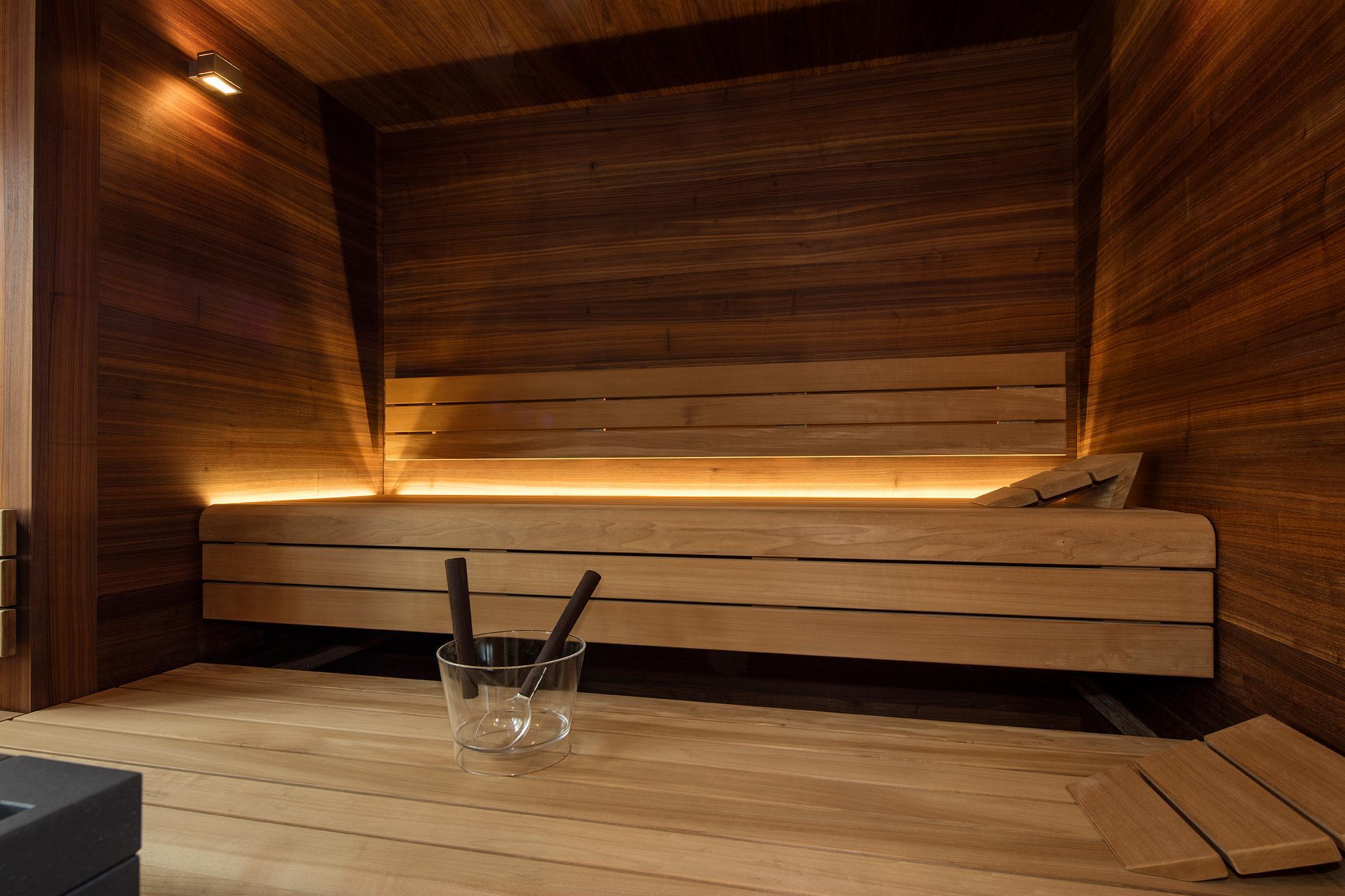 Extrem Desingsauna als Möbelstück #sauna #badsauna ©corso s... FN84