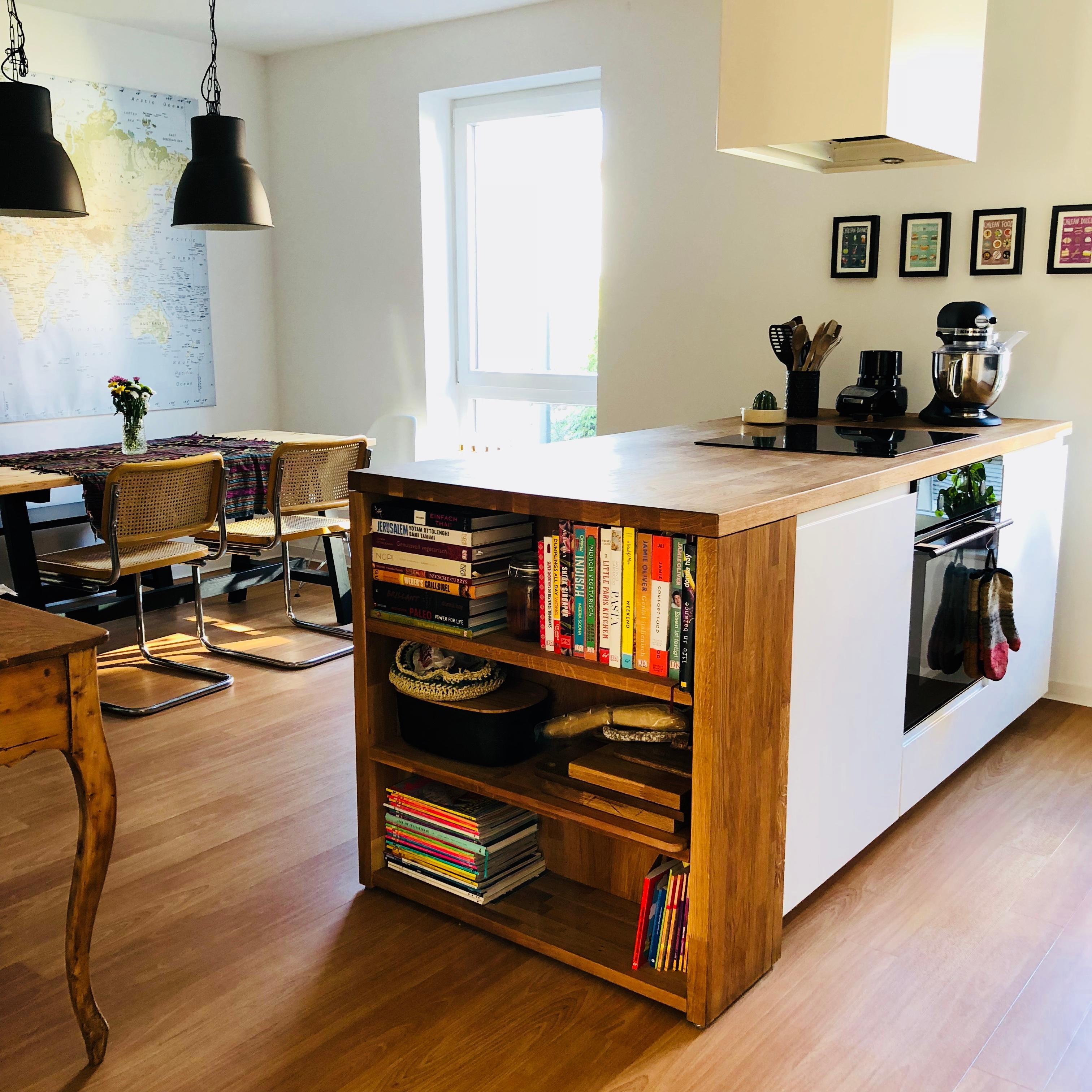 Ikea Küchenfronten Auf Alte Küche. Küche Deko Modern
