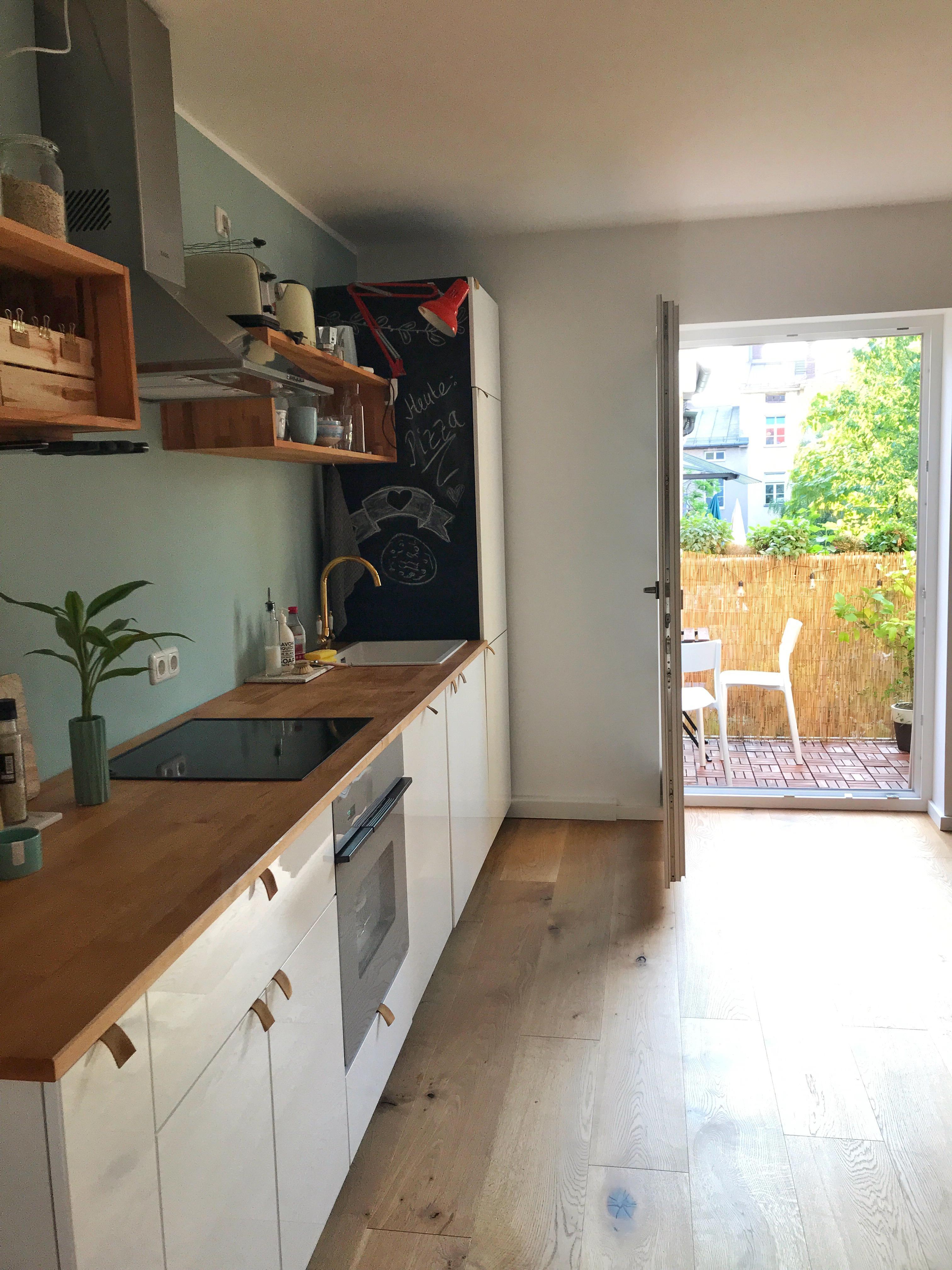 Unglaublich Tafelwand Küche Dekoration Von #küche #scandi #interiordesign #farben #tafelwand