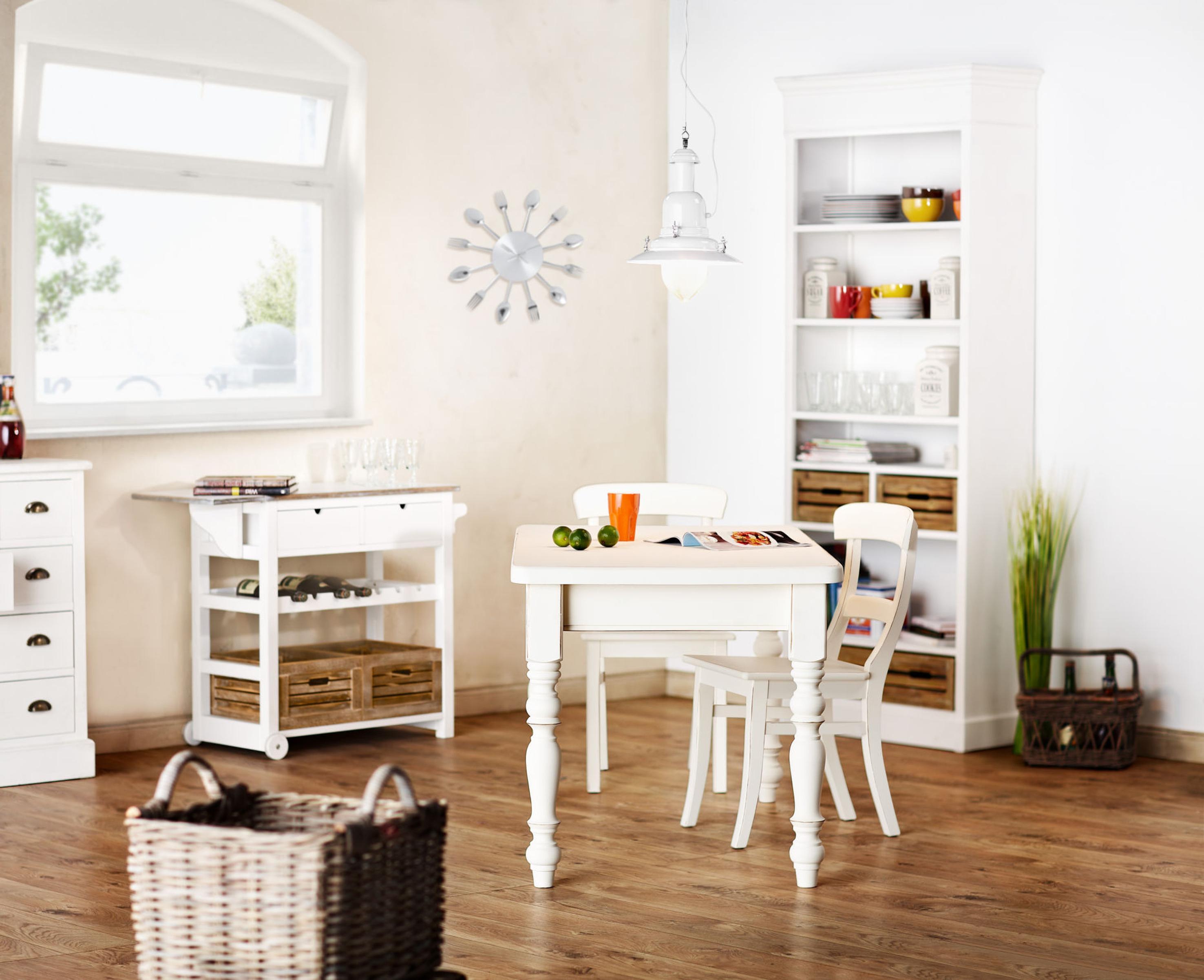 Weisse Moebel dielenboden und weiße möbel dielenboden holztisch