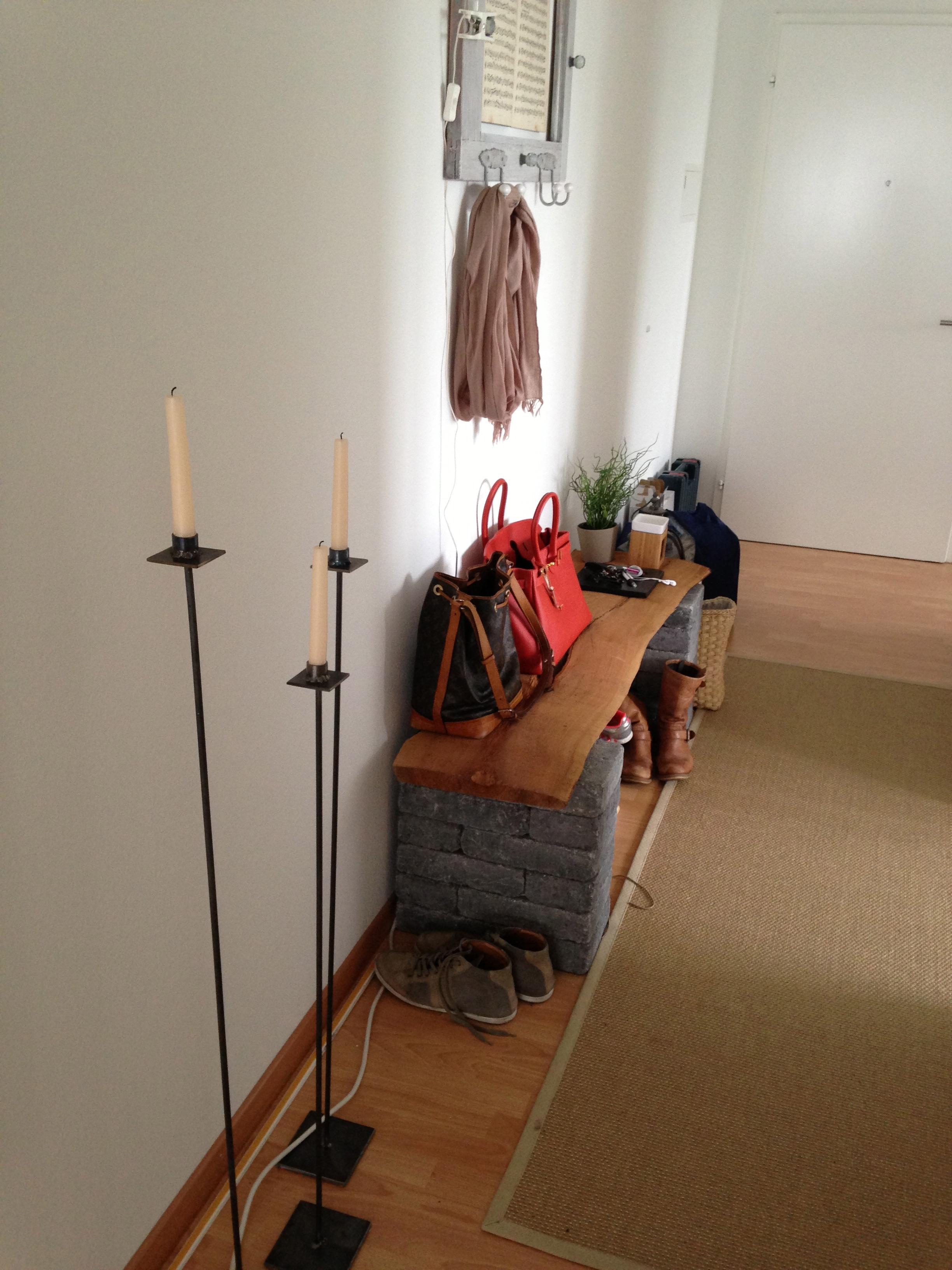 finest diy garderobe teppich sideboard garderobe schuhbank julia singer with garderobe mit schuhbank