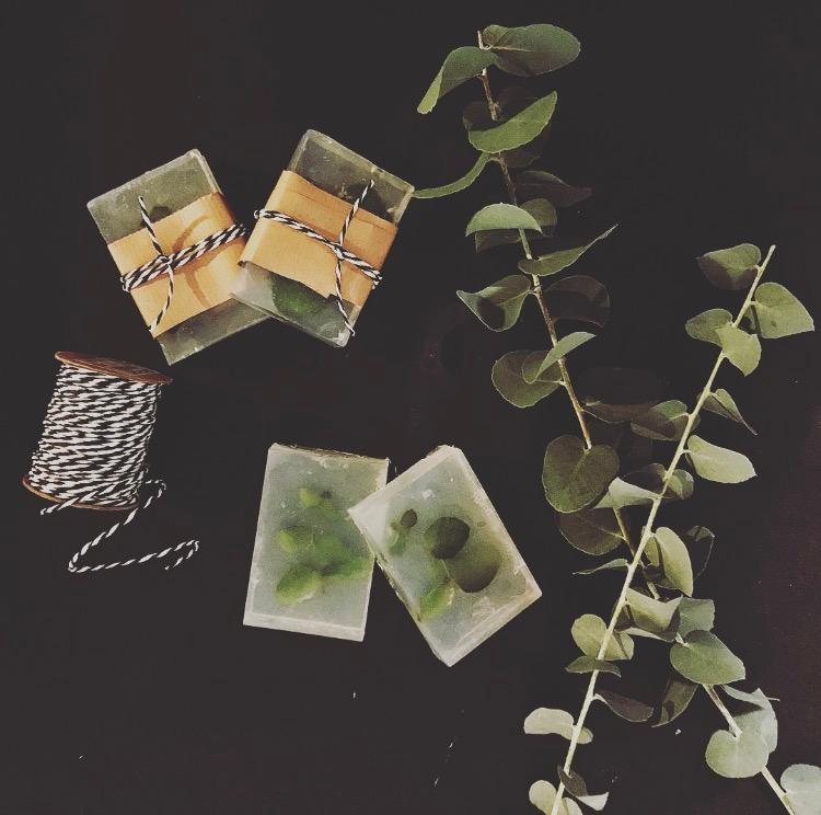 Diy Weihnachtsgeschenk Dieses Jahr Eukalyptus Seif