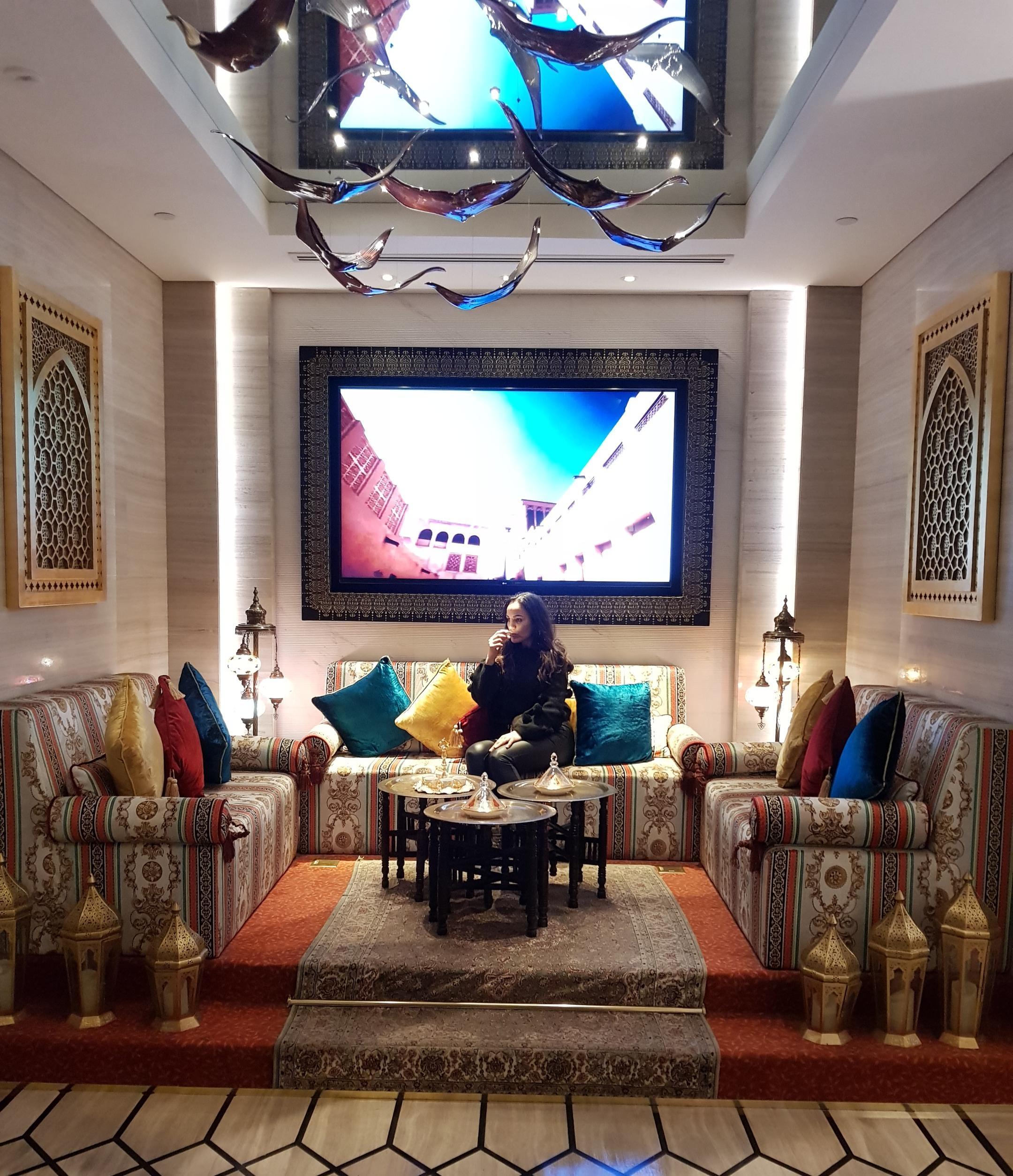 Dubai Style #couchliebt #dubai #wohnzimmer #oriental