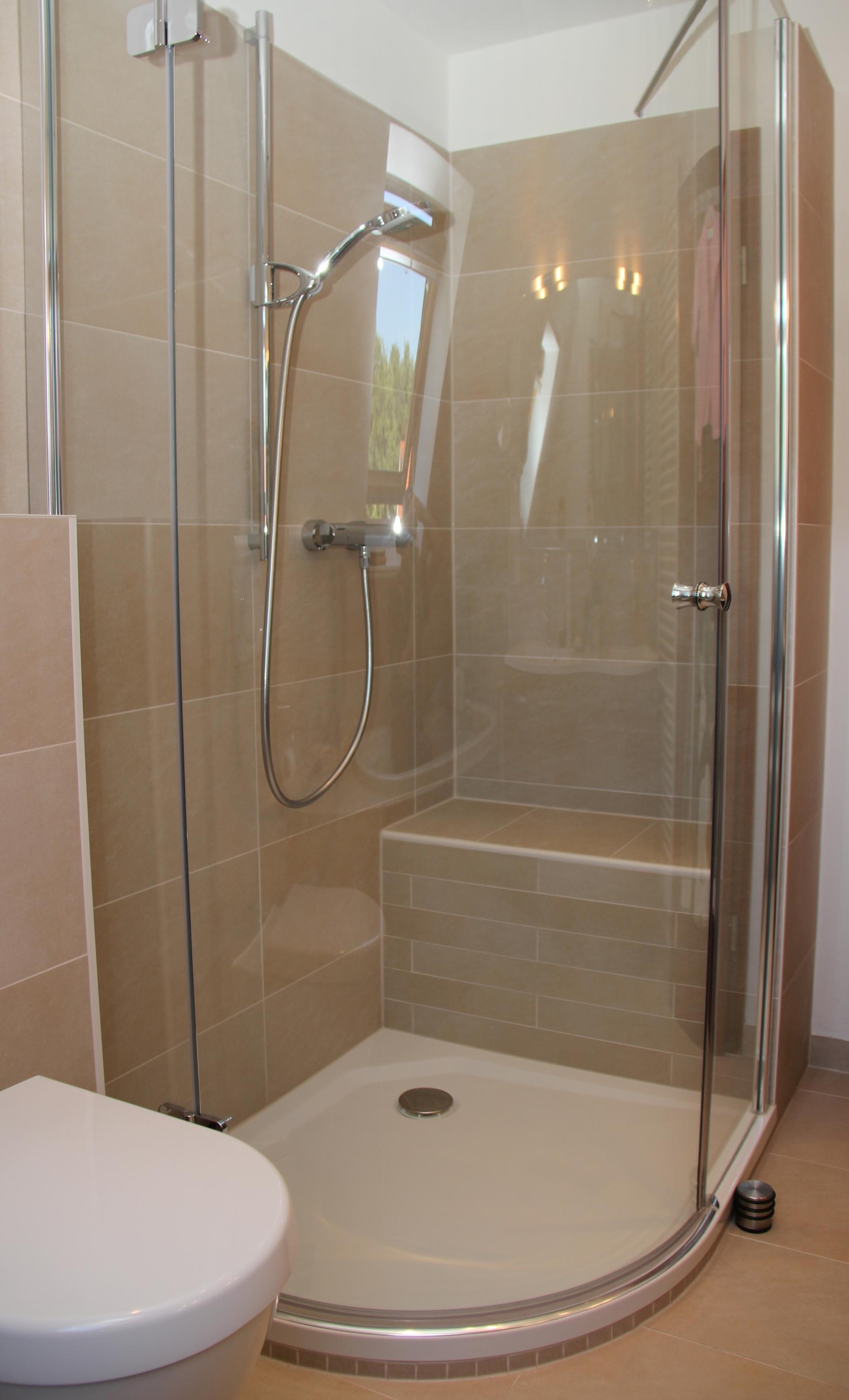 Verführerisch Dusche Mit Sitzbank Beste Wahl #bad ©feng Shui &