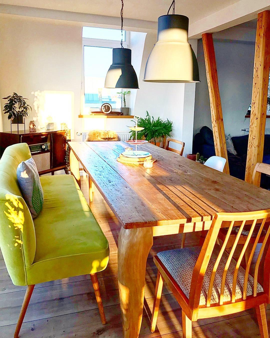 esstisch inspiration ideen die dir schmecken. Black Bedroom Furniture Sets. Home Design Ideas