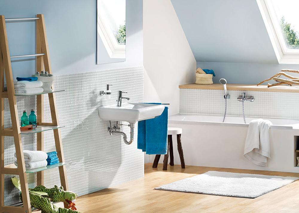 Ein Bad Für Seefahrer #fliesen #badezimmer #treibholz #maritimeinrichten  ©Badorado Warenhandels GmbH