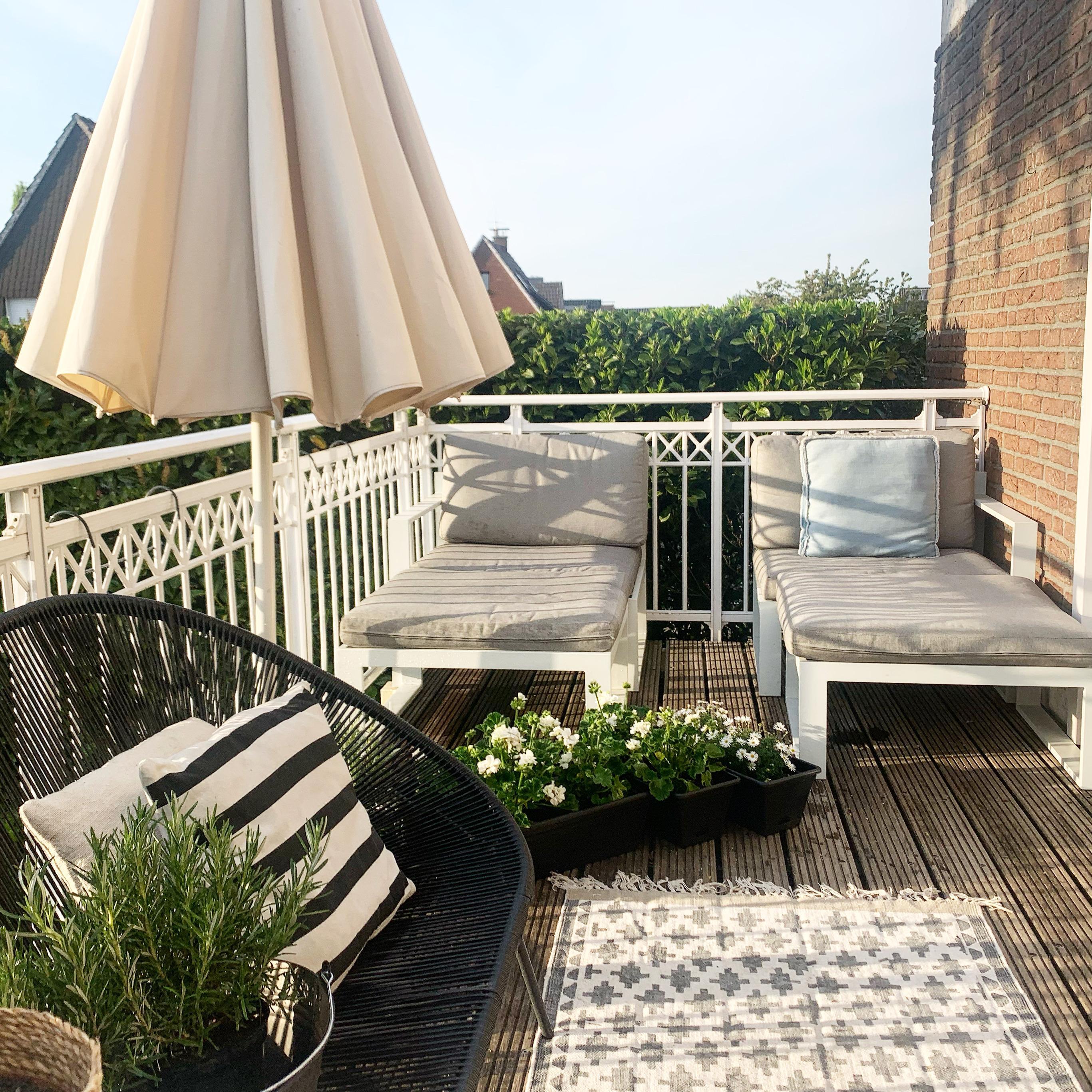 Balkon Deko So Gestaltest Du Deine Grune Oase