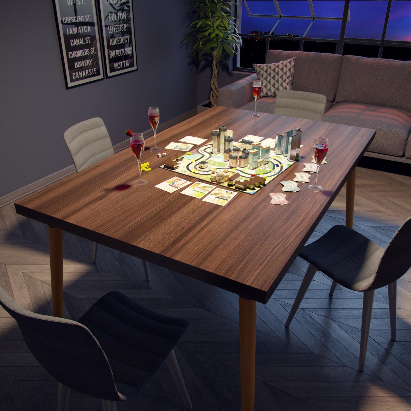 Ein Esstisch Nicht Nur Frs Dinner Tisch Cmycs GmbH