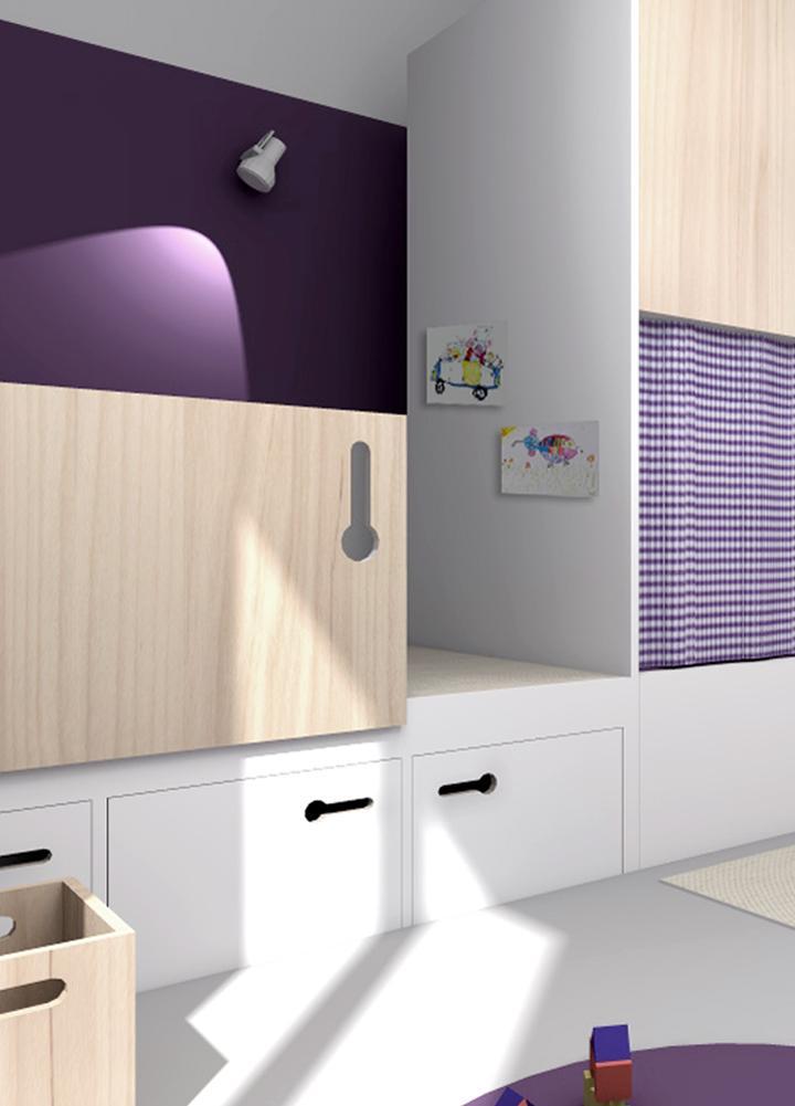 Zweite Ebene Kinderzimmer | Zweite Ebene Bilder Ideen Couch