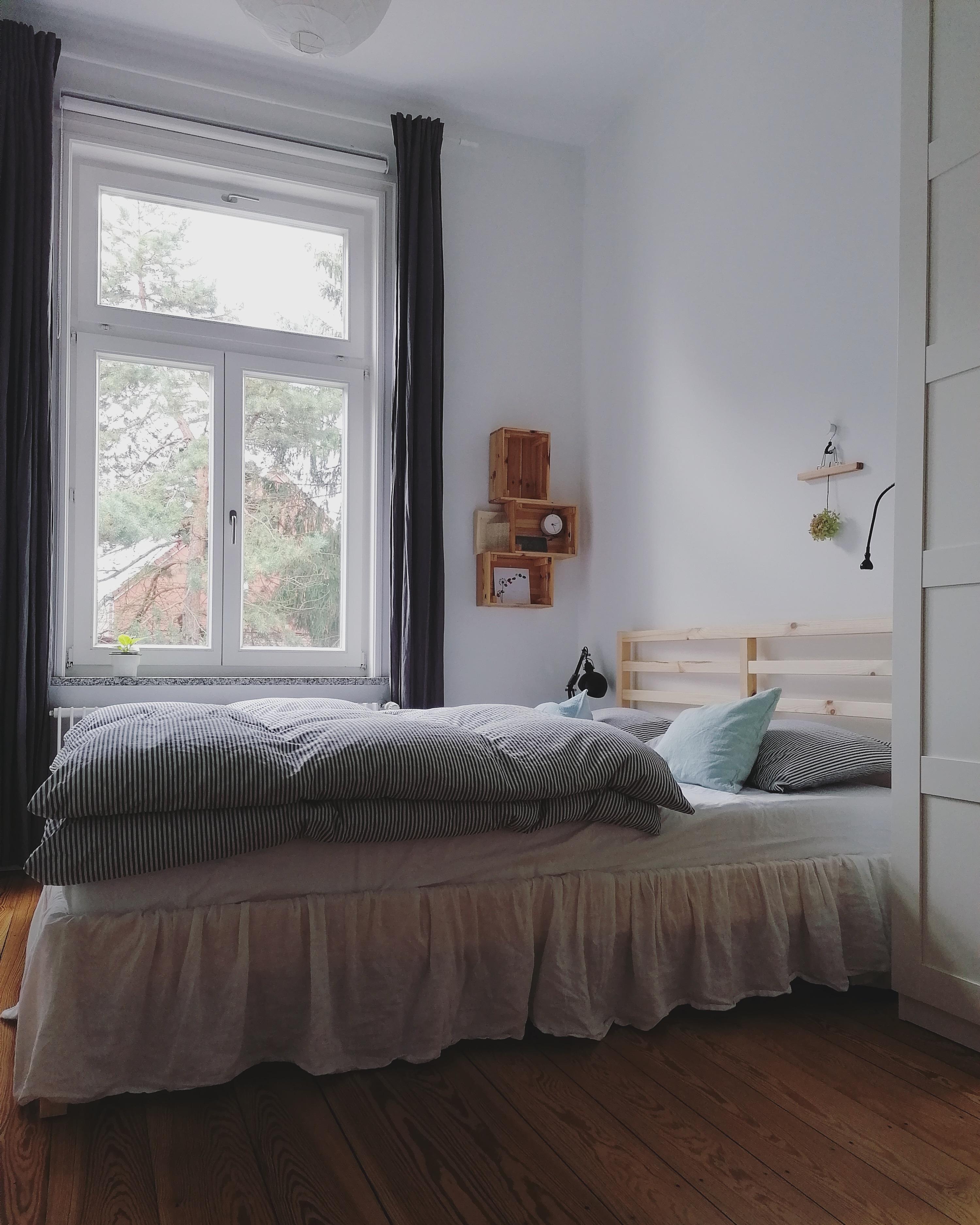 Kleine Schlafzimmer ausnutzen: So schaffst du Stauraum!