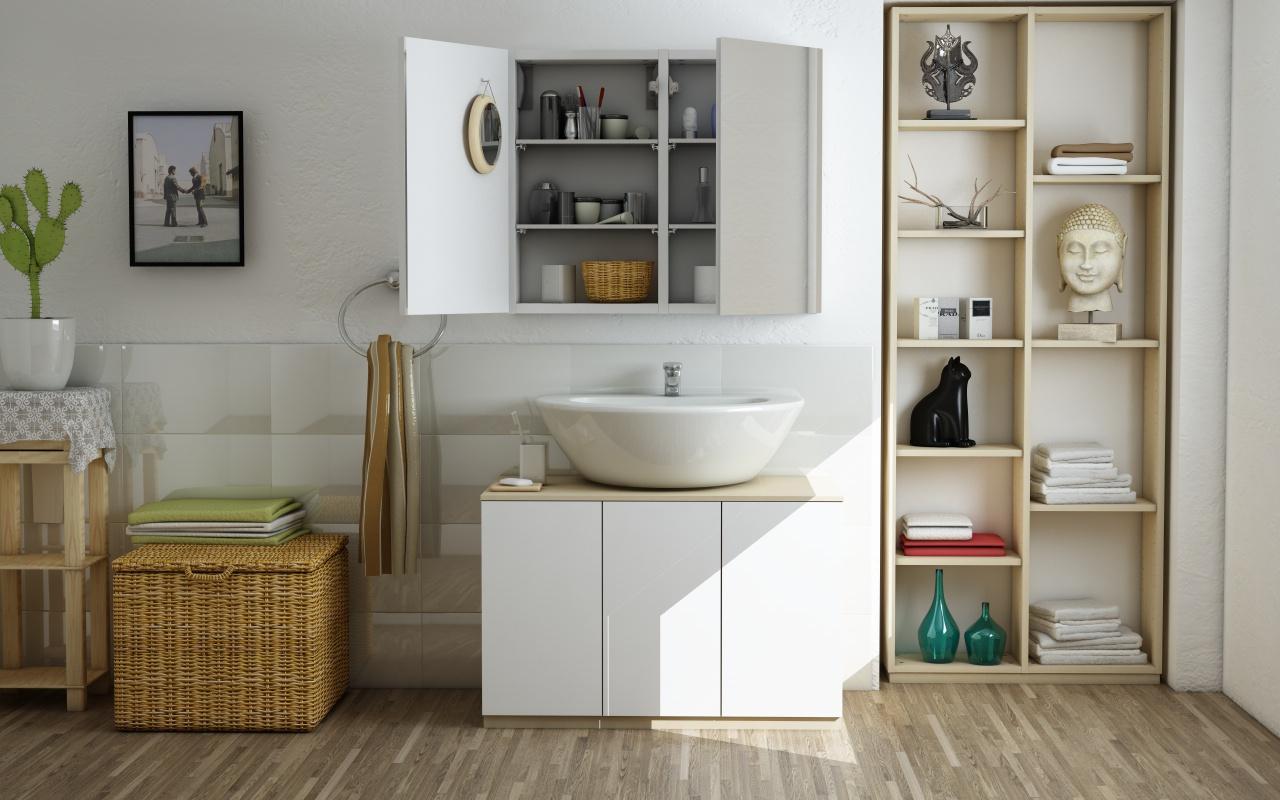 Waschbecken Schrank • Bilder & Ideen • COUCHstyle