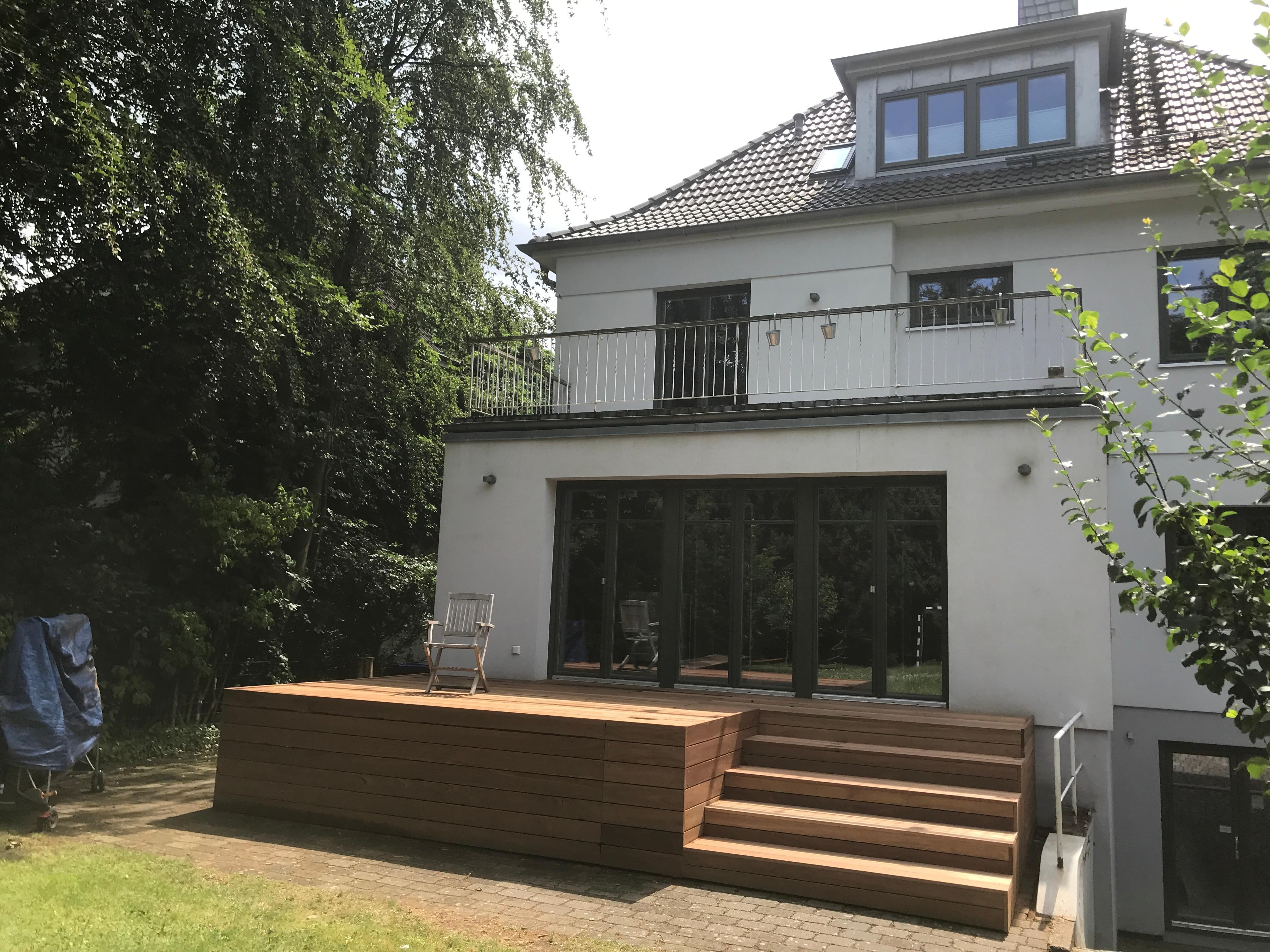 Terrassen-Ideen: So gestaltest du deinen Außenbereich!