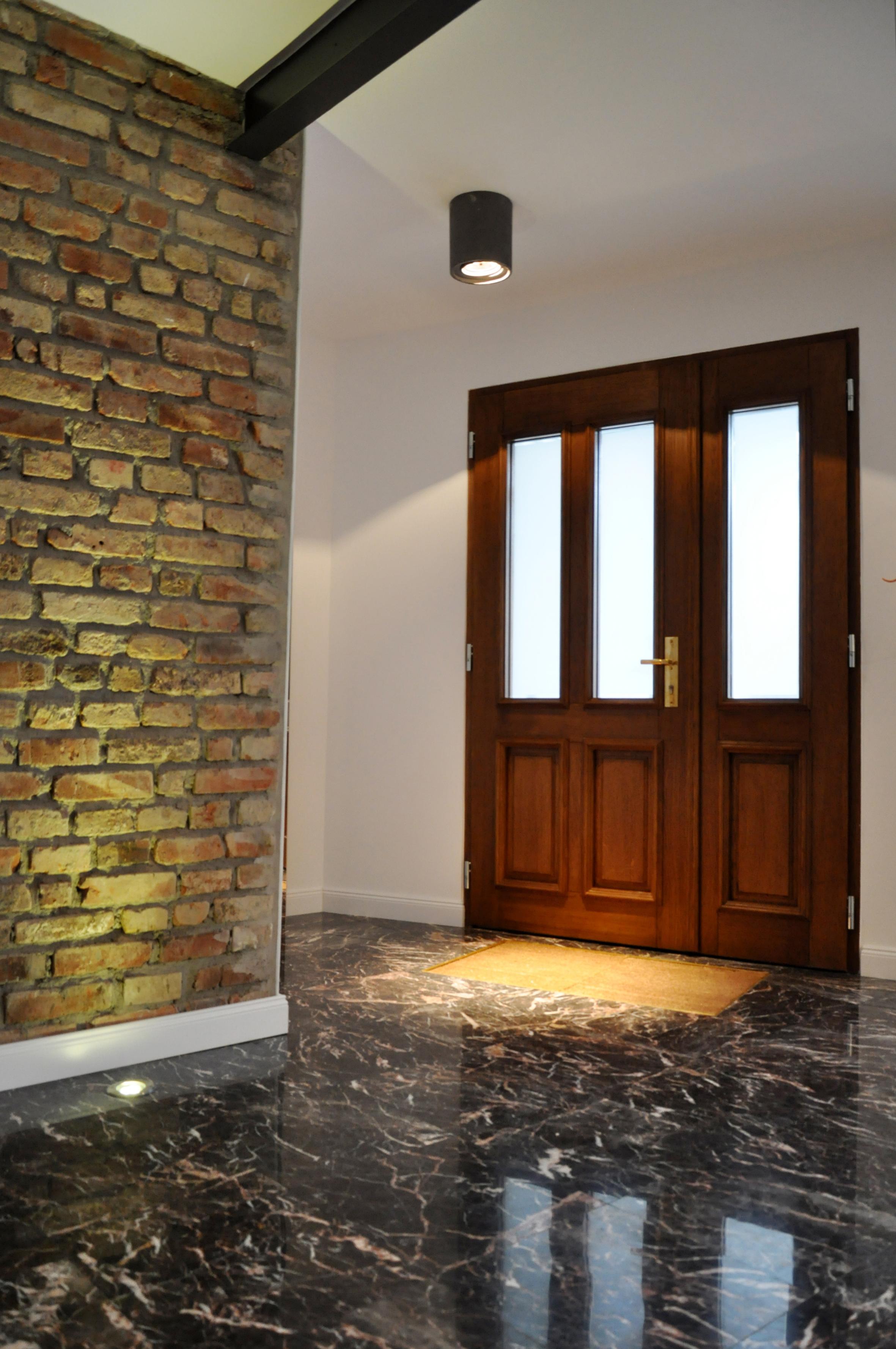 Eingang Im Industrial Glamour 130m2 Loft Im Stil Der 20er Jahre Zu Mieten  #loft #