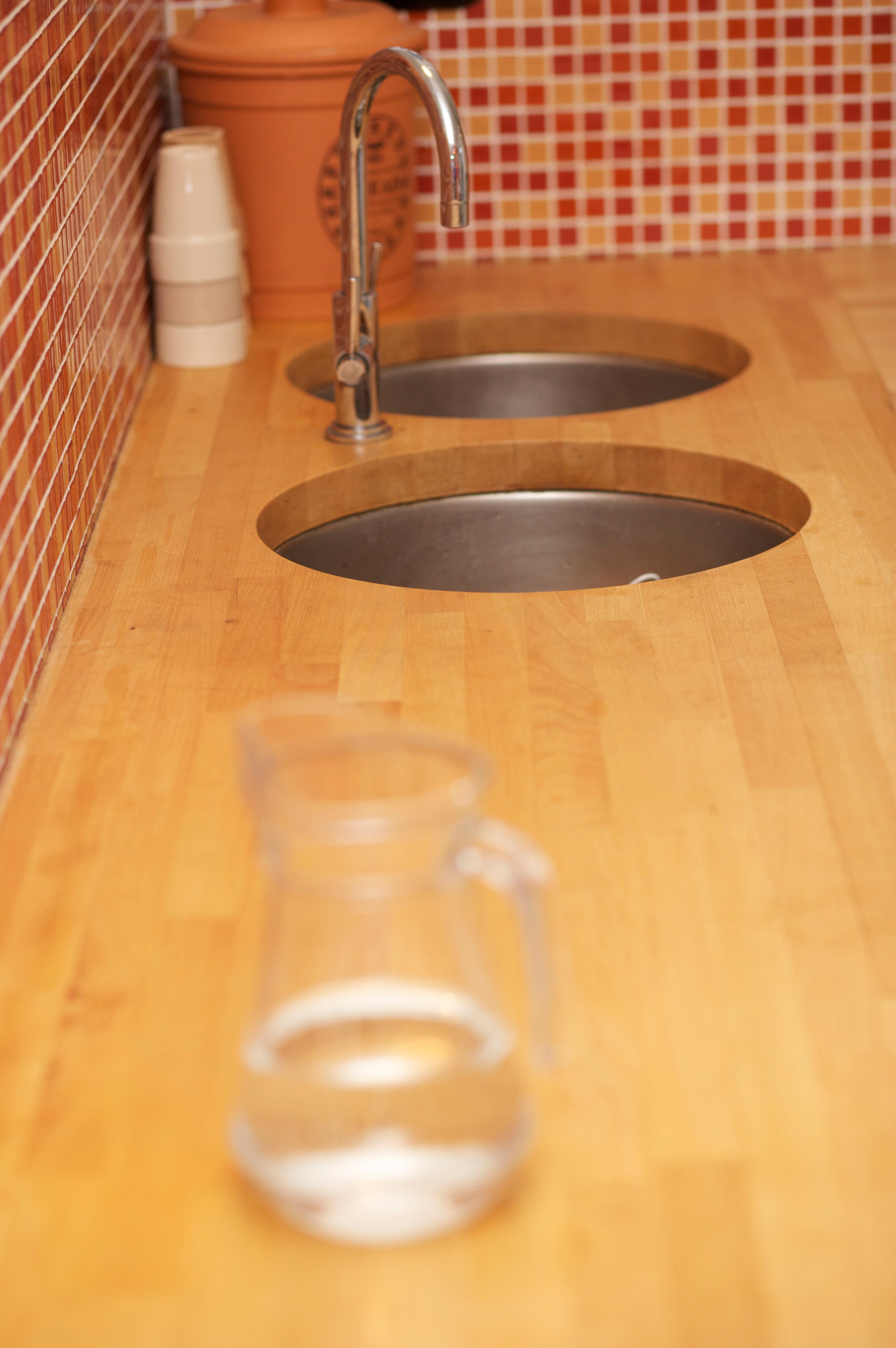 Bunte Fliesen • Bilder & Ideen • COUCHstyle | {Arbeitsplatte küche fliesen 20}