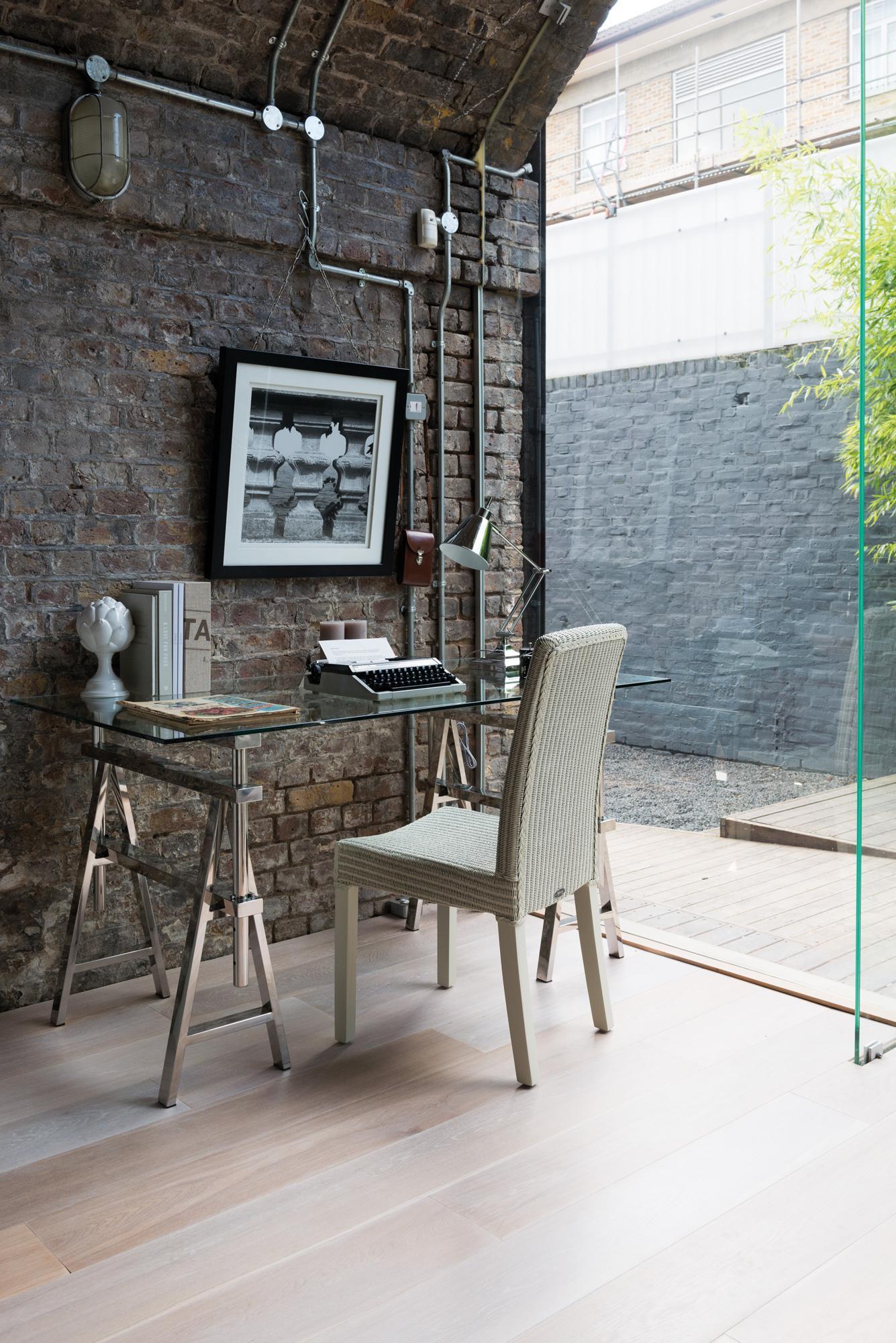 Schreibtisch industriedesign  Glasschreibtisch • Bilder & Ideen • COUCHstyle