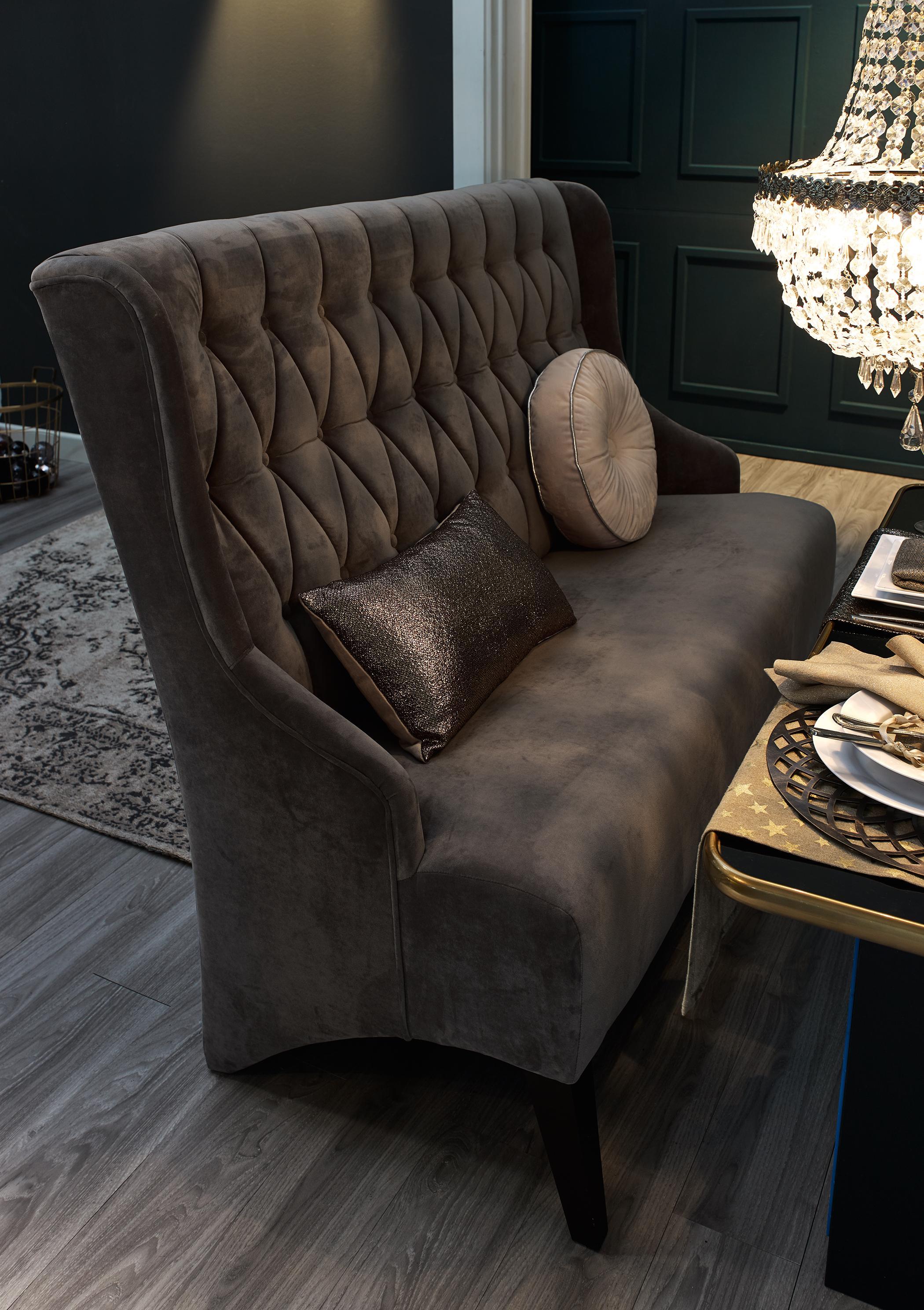 Elegante Sitzbank Im Esszimmer Sitzbank C Depot Couch