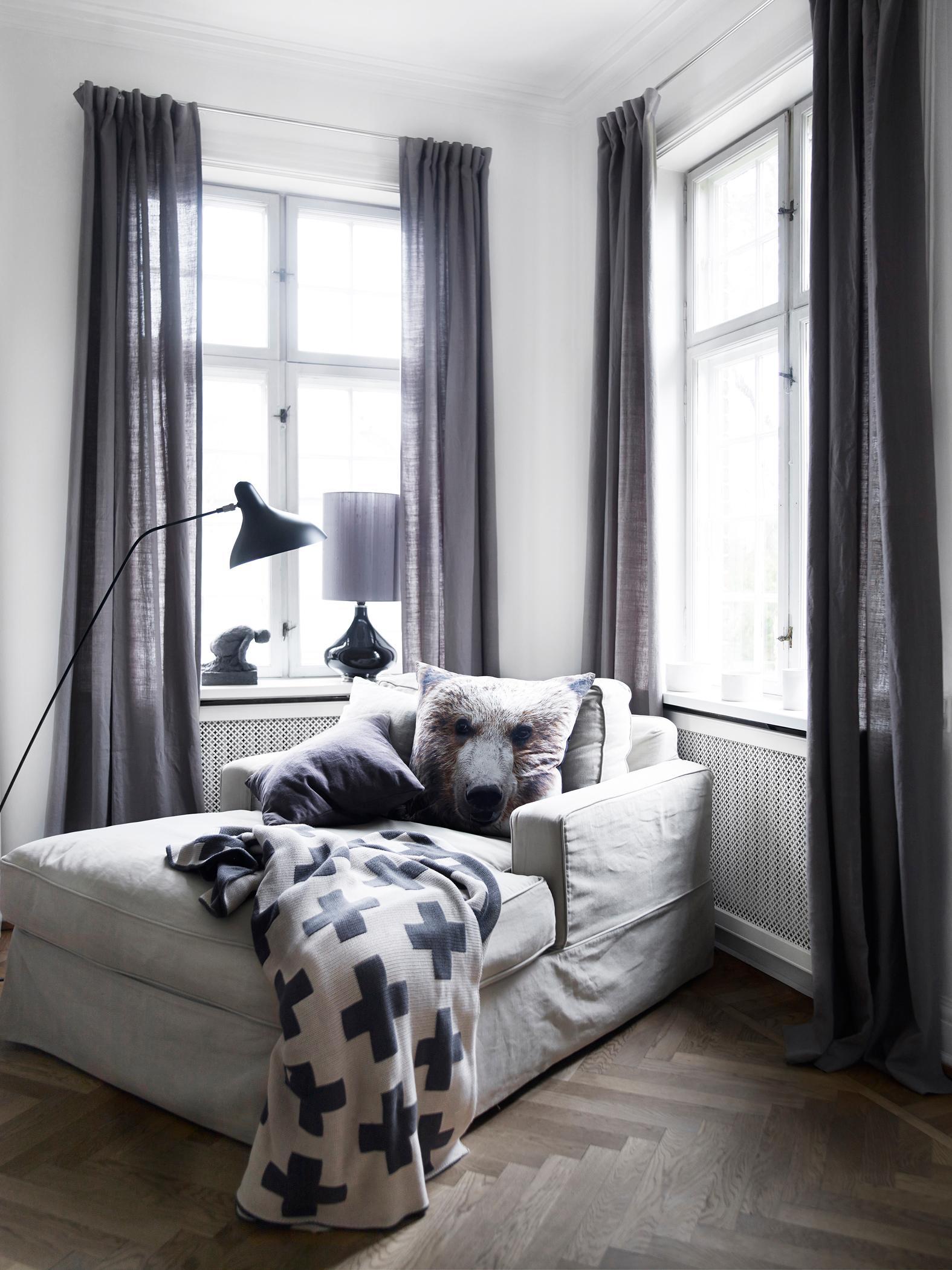Hohe Fenster • Bilder & Ideen • COUCH