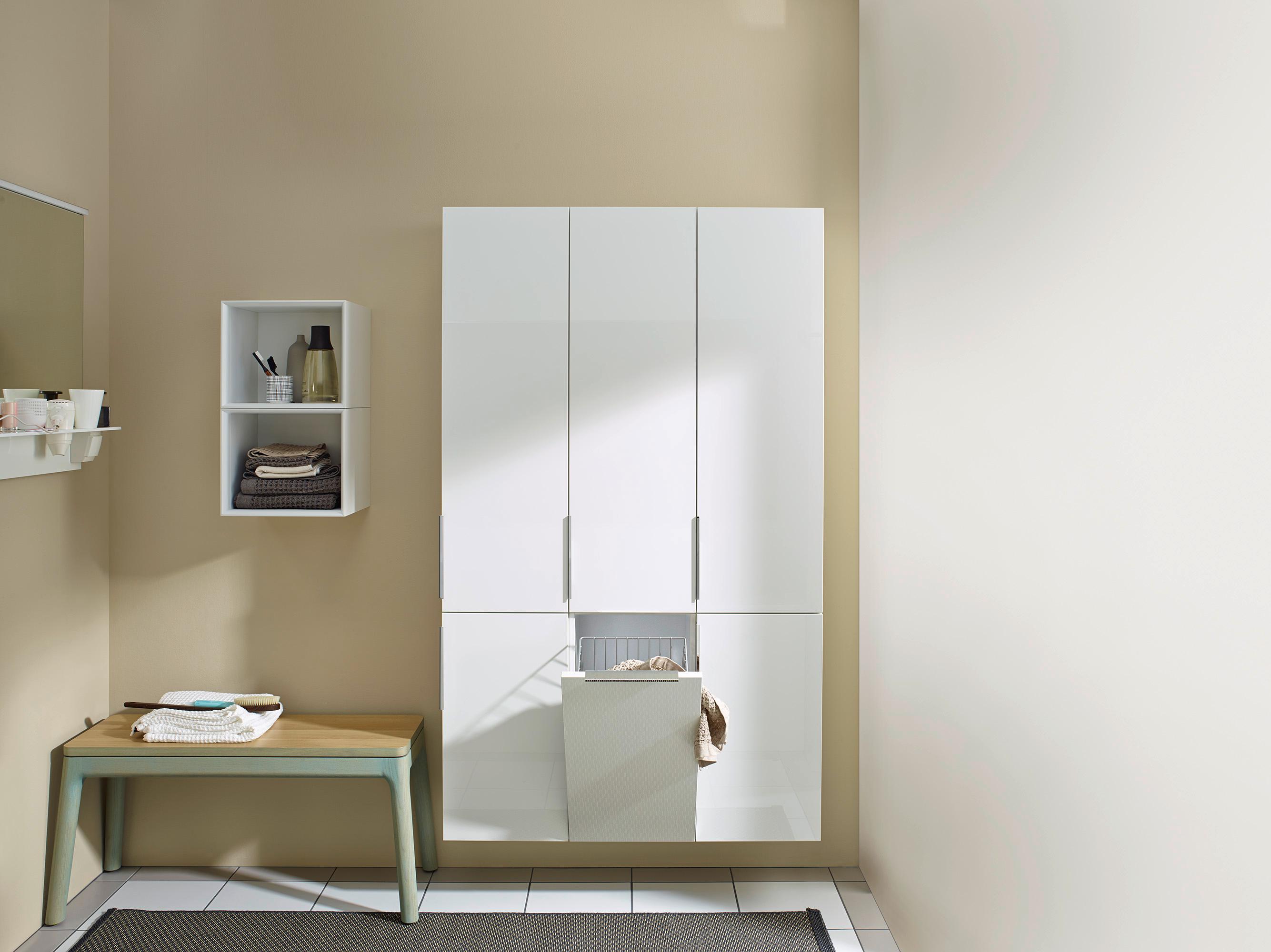 Badezimmerschrank mit wäschekorb  Wäschekorb • Bilder & Ideen • COUCHstyle