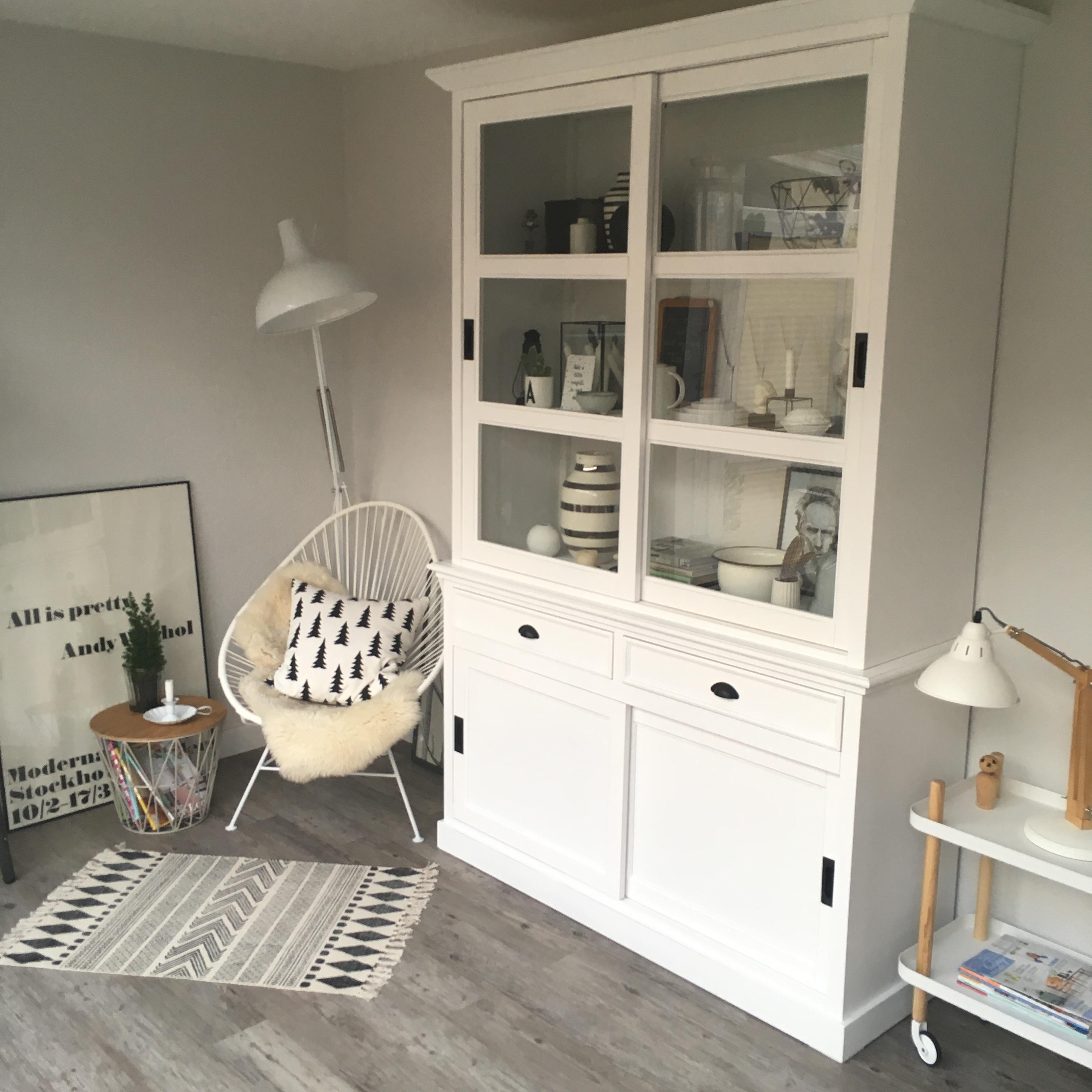 Wintergarten Whiteliving Whiteinterior Livingroom