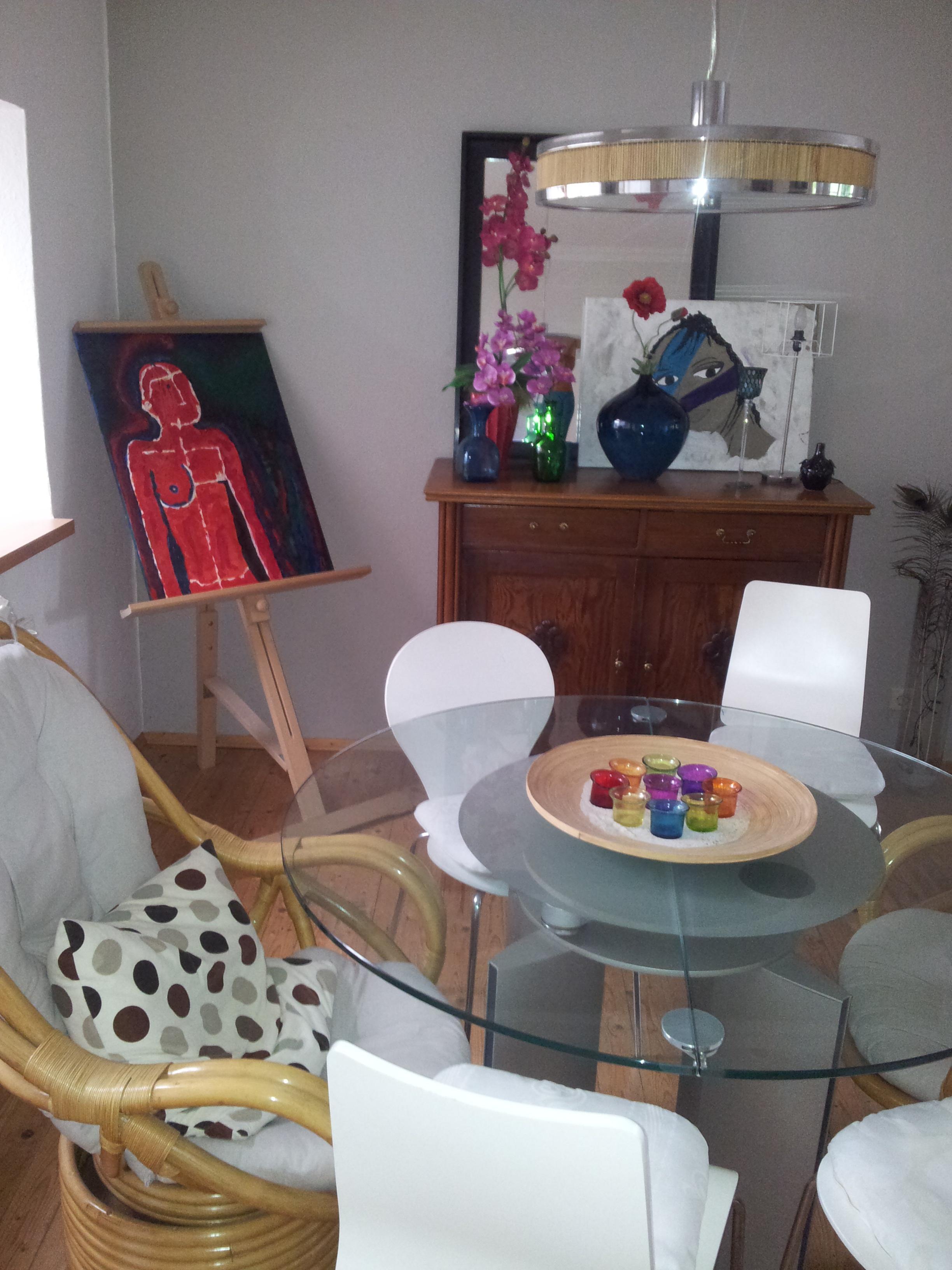 deko leiter bilder ideen couch. Black Bedroom Furniture Sets. Home Design Ideas
