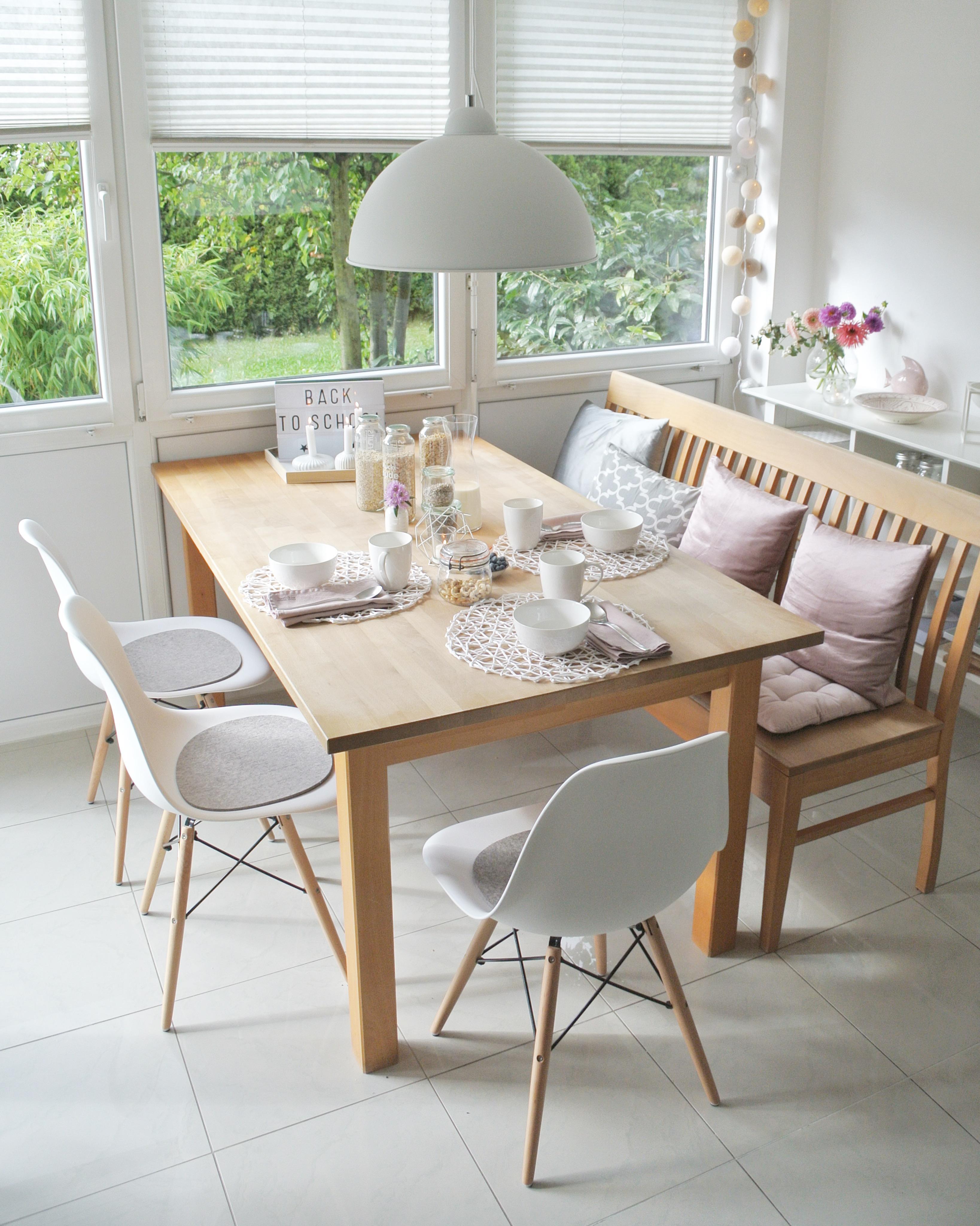 Esstisch Tisch Stühle Bank Essecke Esstisch C