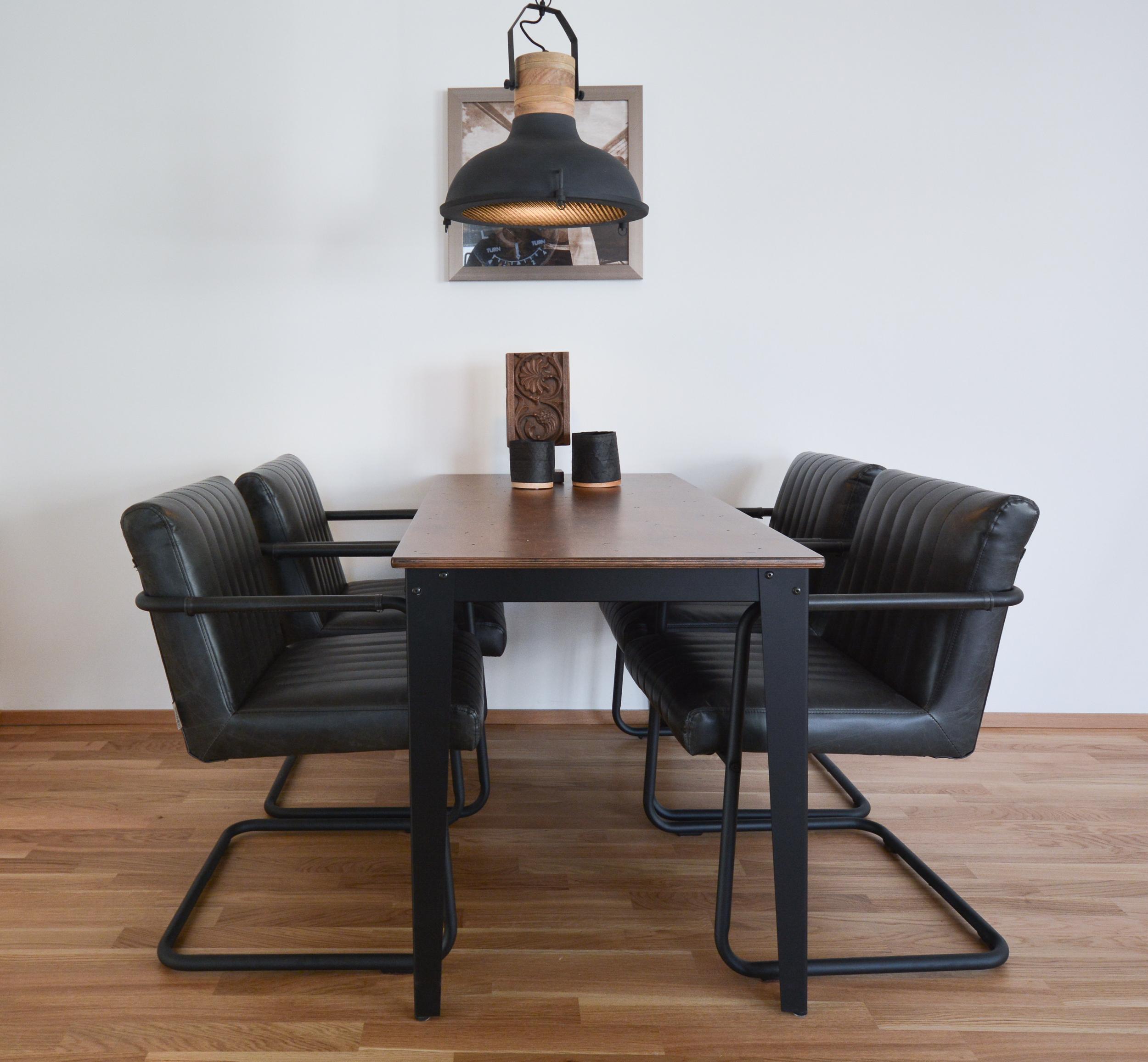 Industrial Designtisch Bilder Ideen Couch