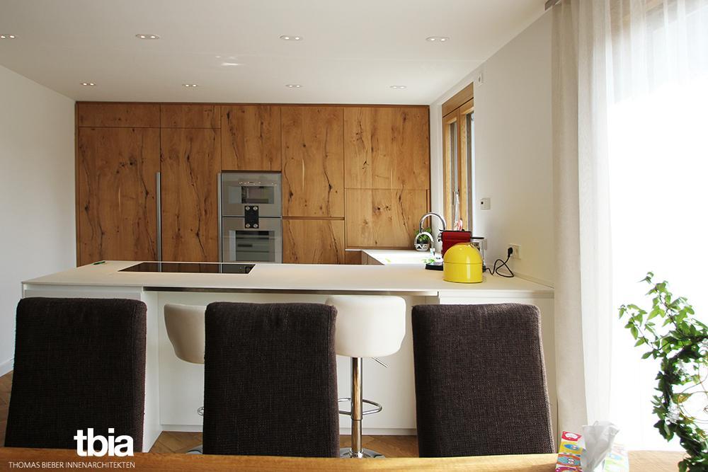 Esszimmer, Küche #küche #esstisch ©E. Beck/ tbia • C...