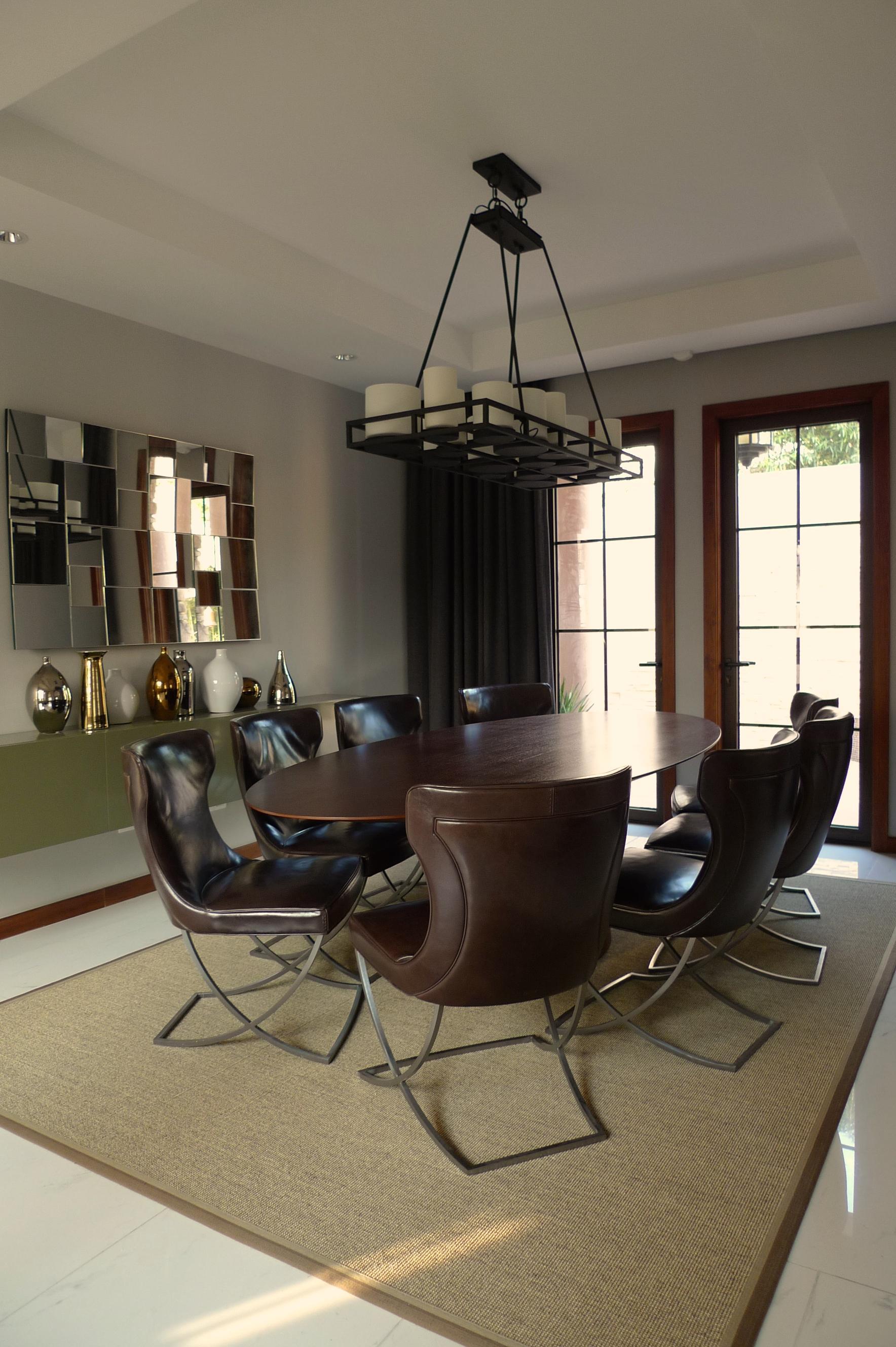 ovaler esstisch bilder ideen couchstyle. Black Bedroom Furniture Sets. Home Design Ideas